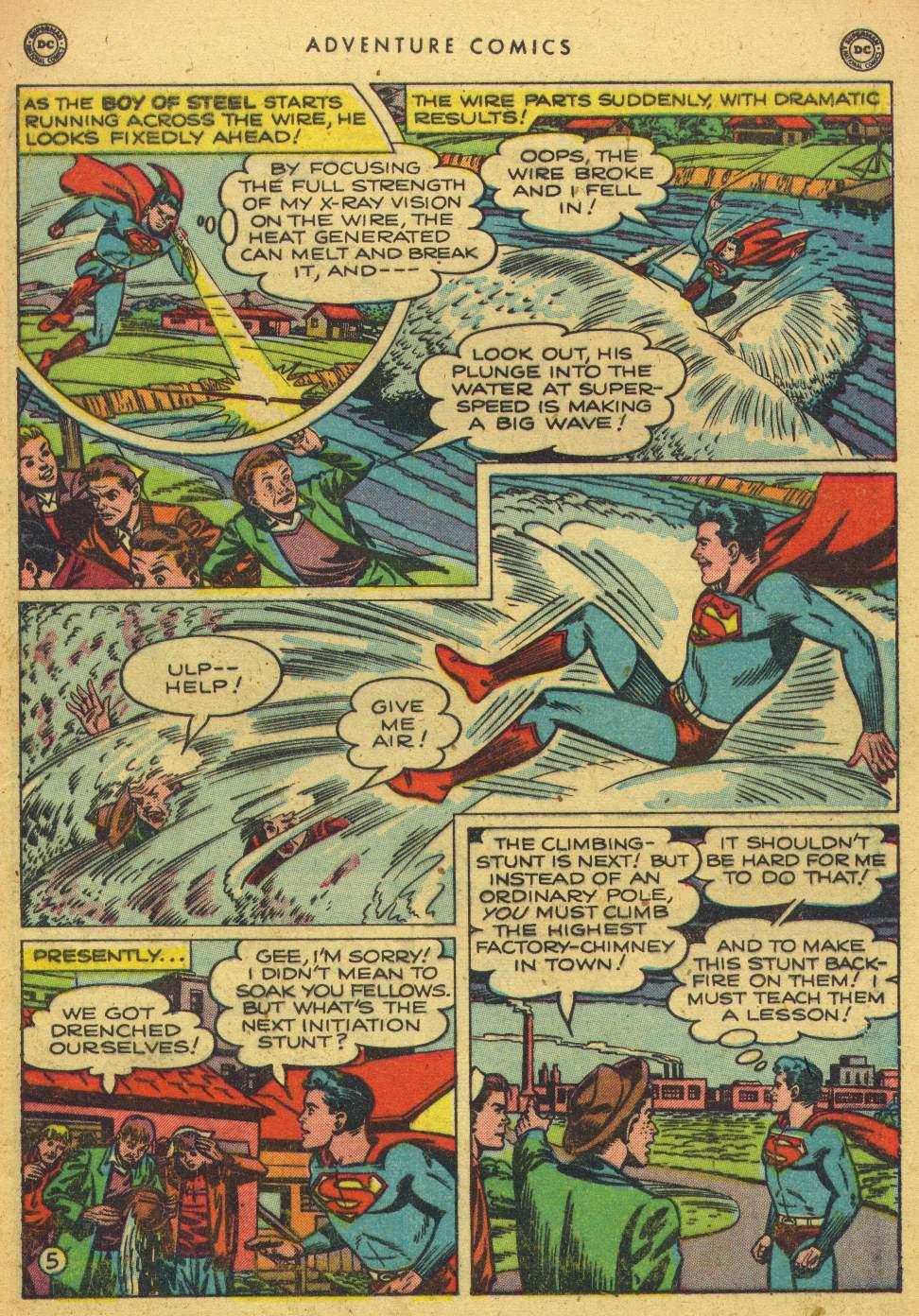 Read online Adventure Comics (1938) comic -  Issue #150 - 7