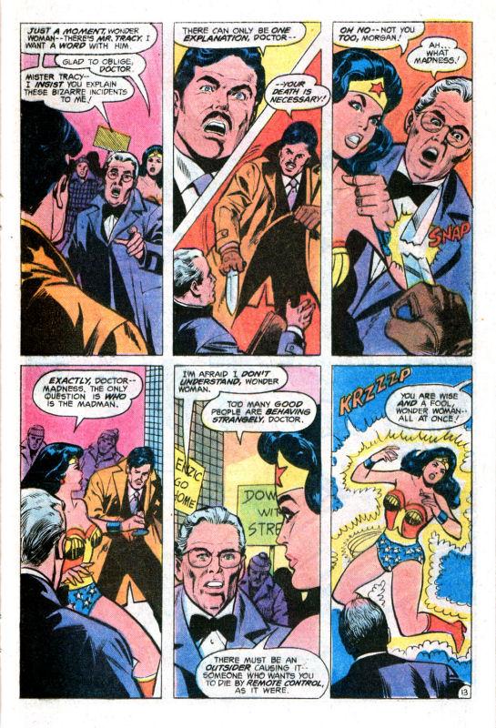 Read online Wonder Woman (1942) comic -  Issue #255 - 22