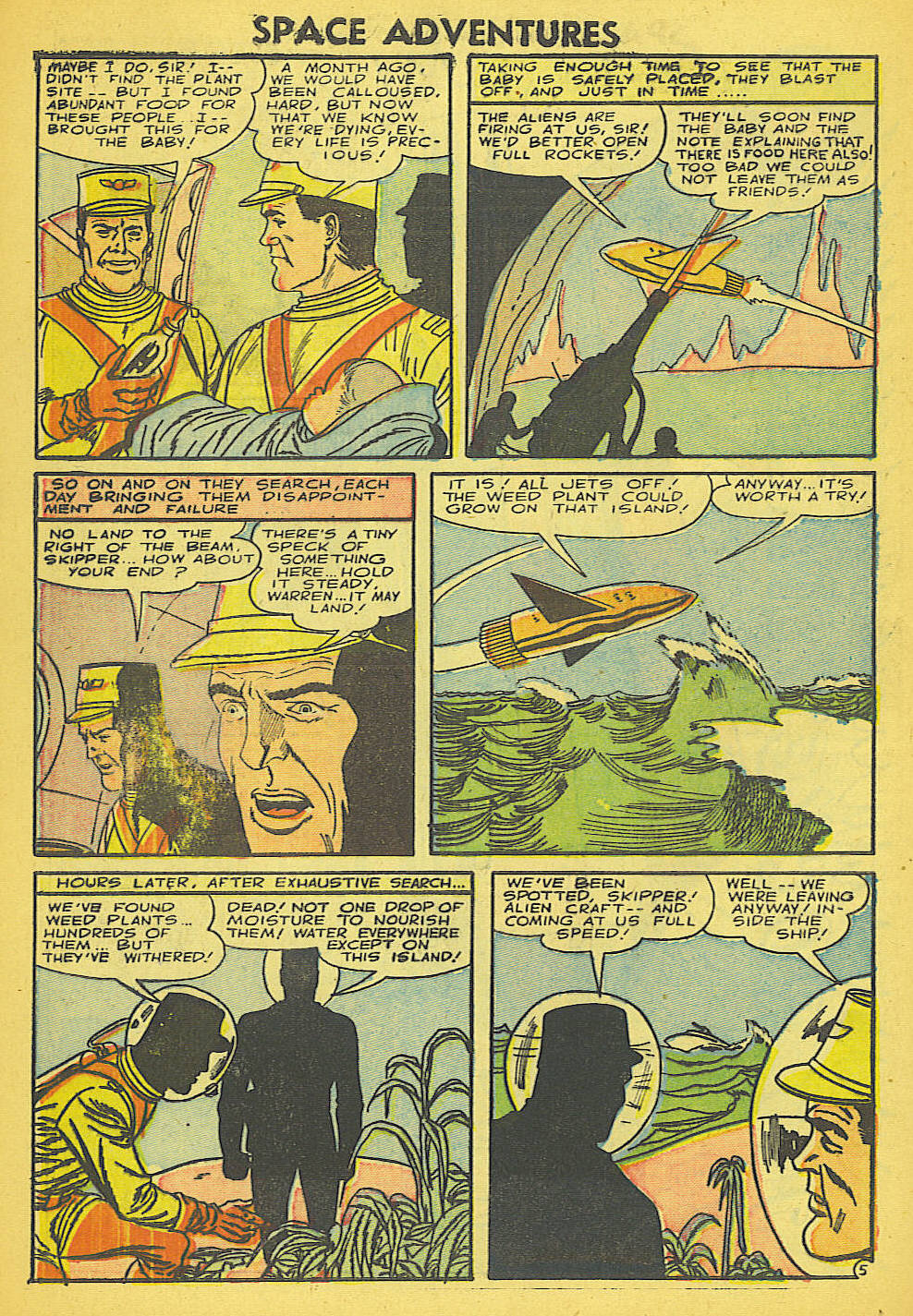 Space Adventures (1952) issue 21 - Page 32