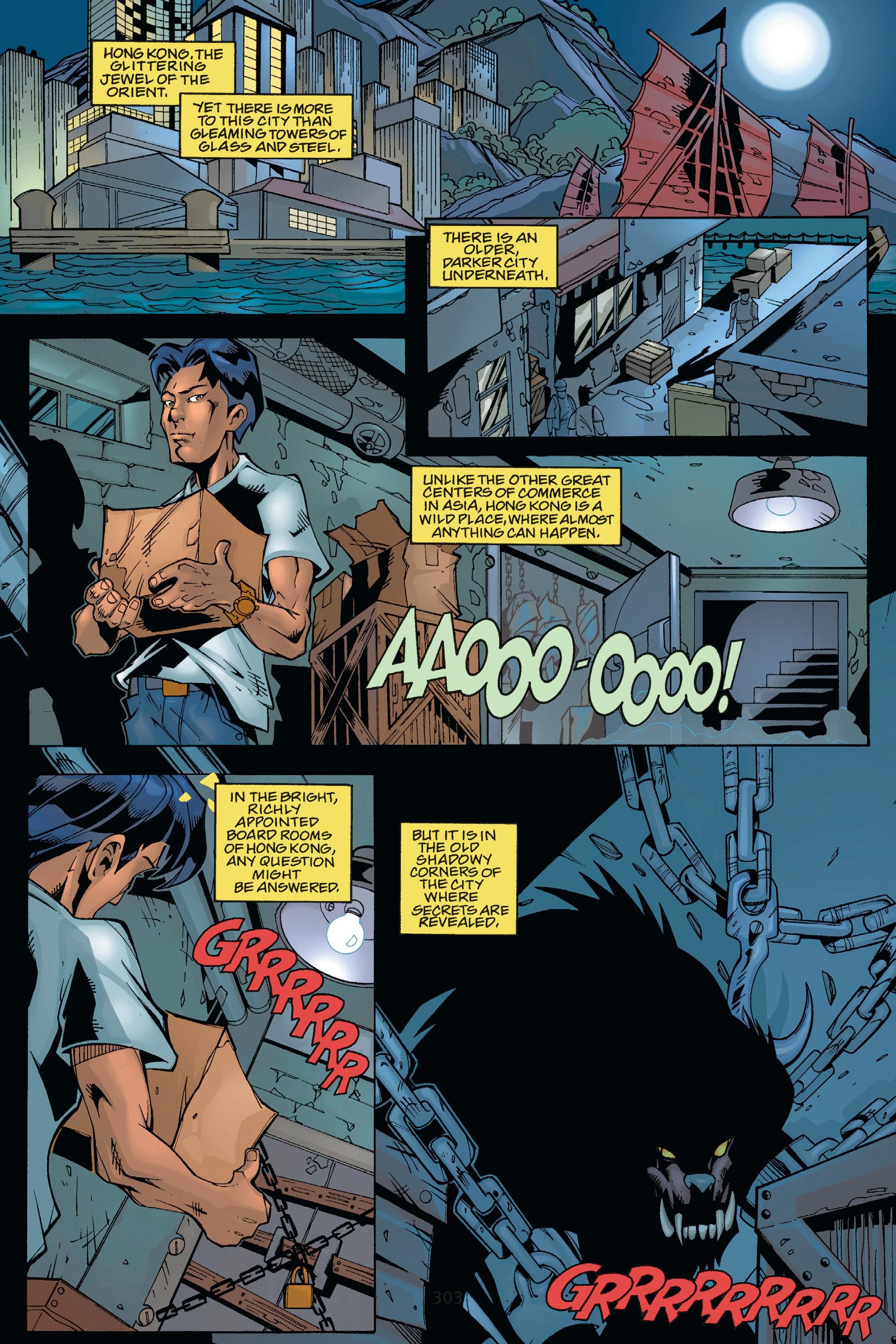 Read online Buffy the Vampire Slayer: Omnibus comic -  Issue # TPB 5 - 301