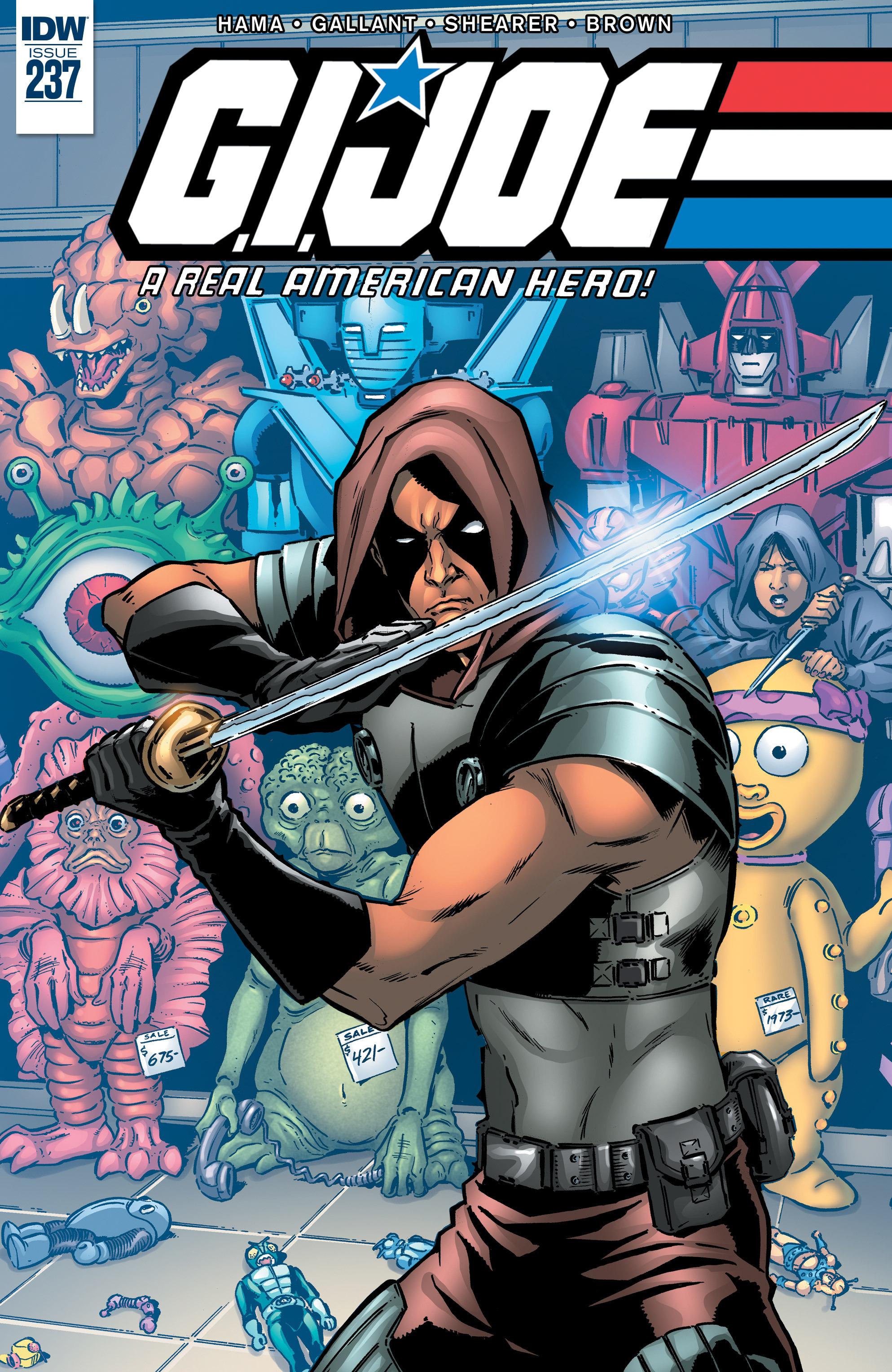 G.I. Joe: A Real American Hero 237 Page 1