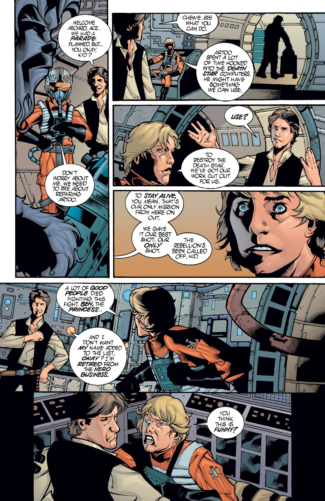 Read online Star Wars Legends: Infinities - Epic Collection comic -  Issue # TPB (Part 1) - 31
