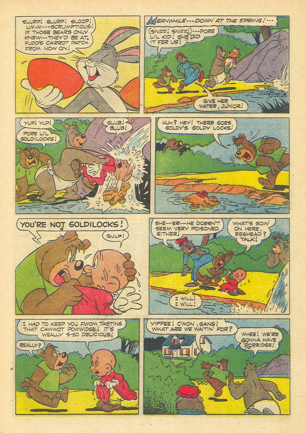 Bugs Bunny (1952) issue 37 - Page 13