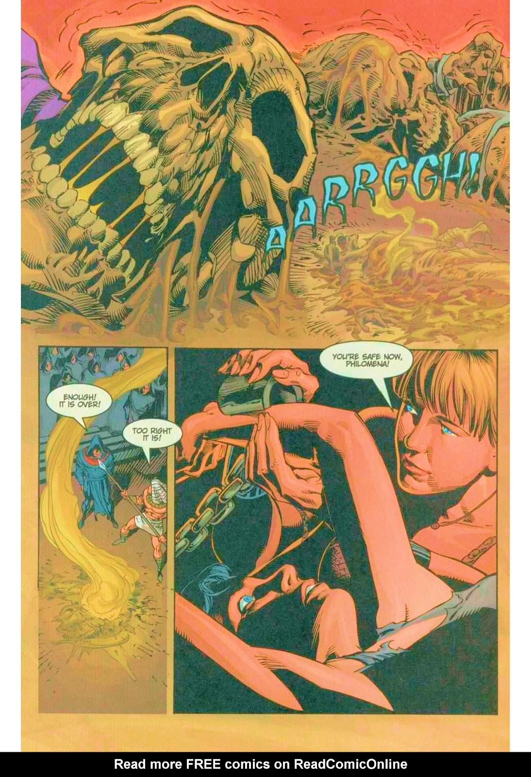 Xena: Warrior Princess (1999) Issue #6 #6 - English 21