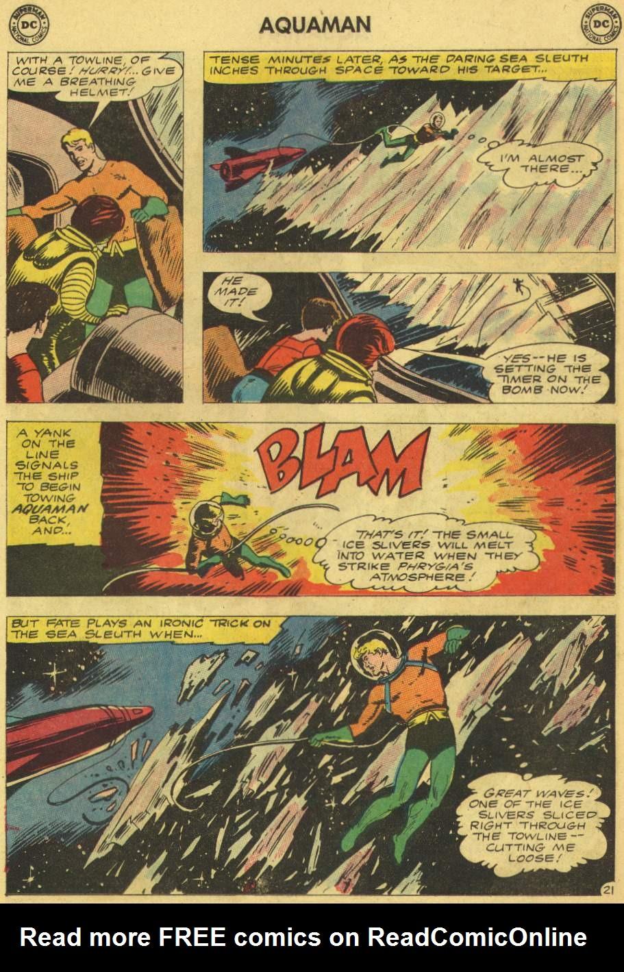 Read online Aquaman (1962) comic -  Issue #8 - 27