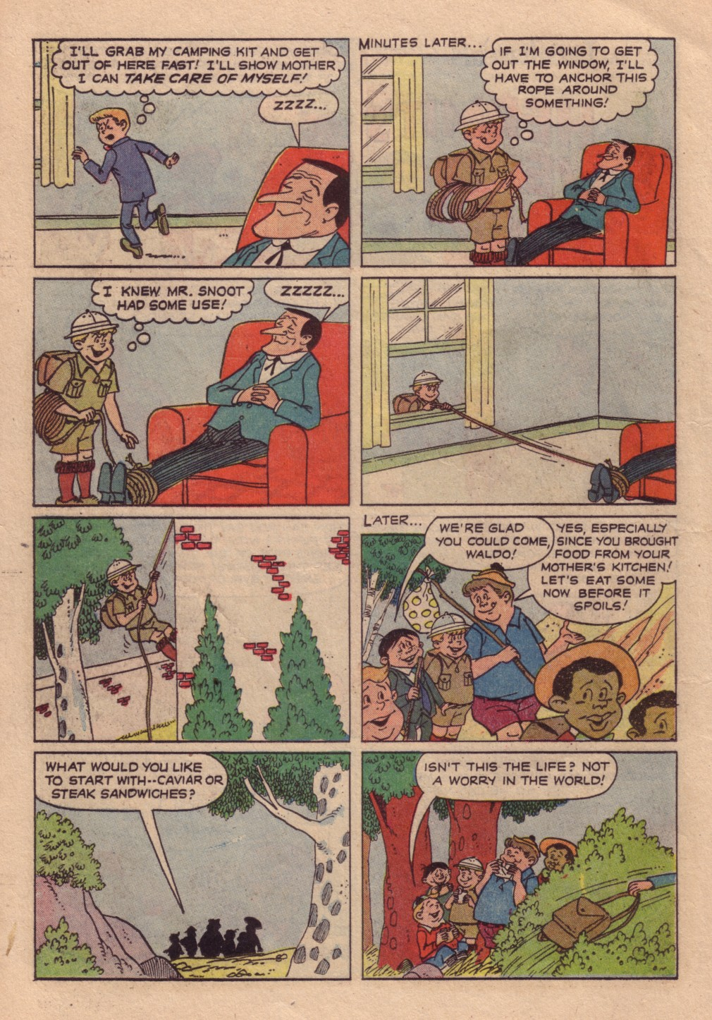 Four Color Comics issue 1174 - Page 22