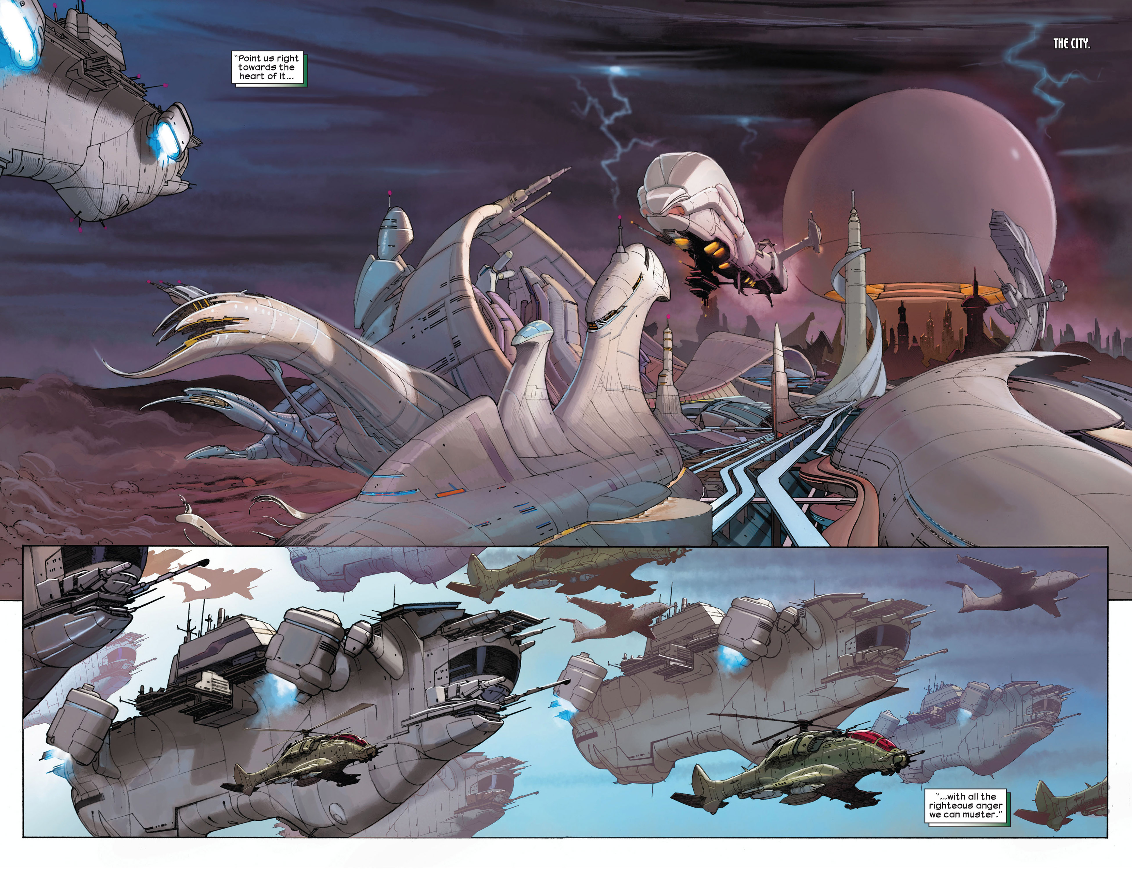 Read online Ultimate Comics Ultimates comic -  Issue #3 - 6