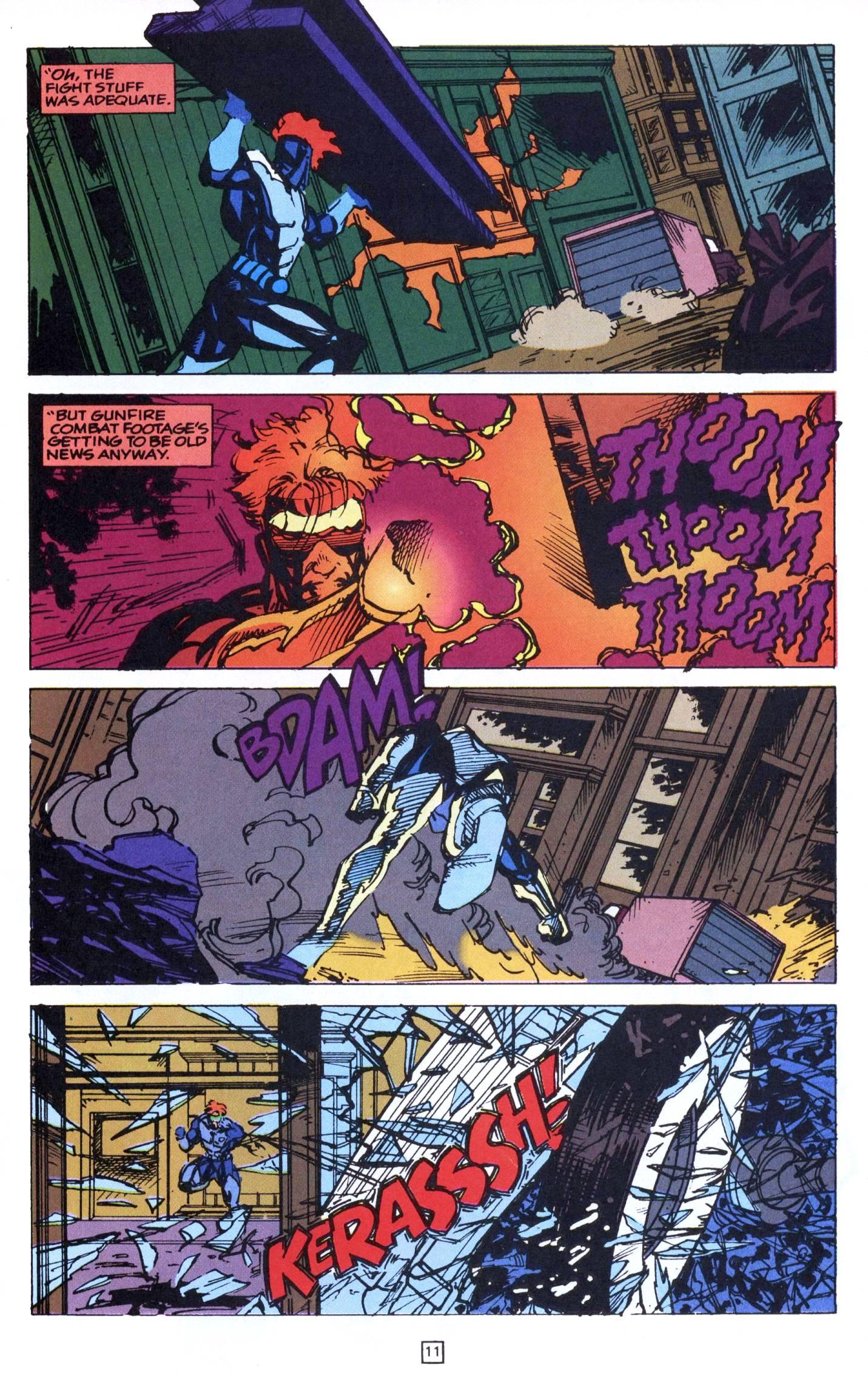 Read online Gunfire comic -  Issue #9 - 15