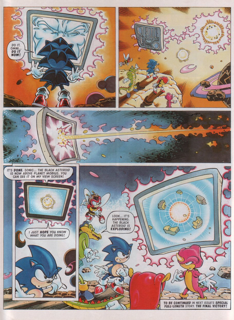 Read online Sonic the Comic comic -  Issue #99 - 9