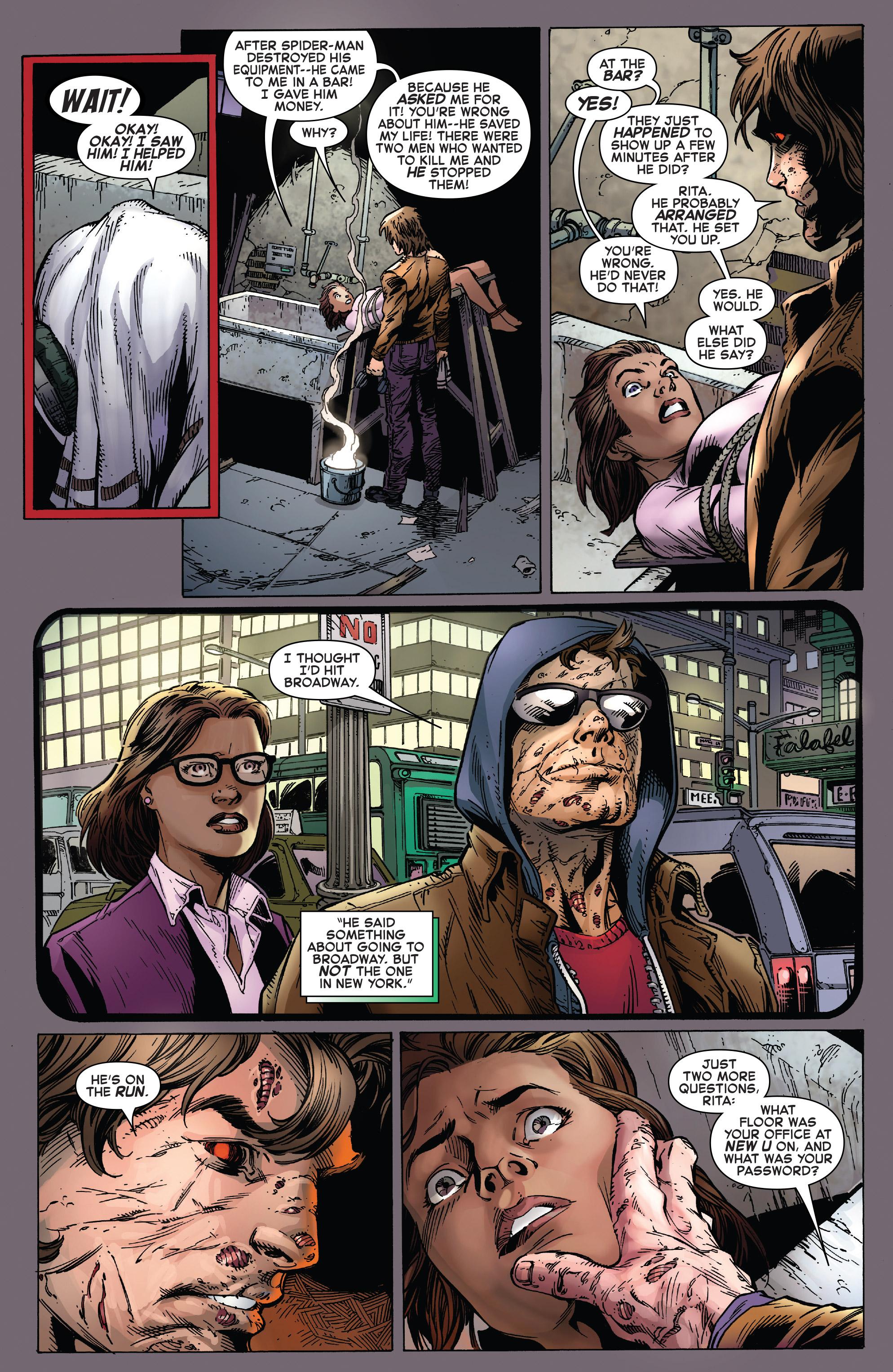 Read online Ben Reilly: Scarlet Spider comic -  Issue #2 - 8