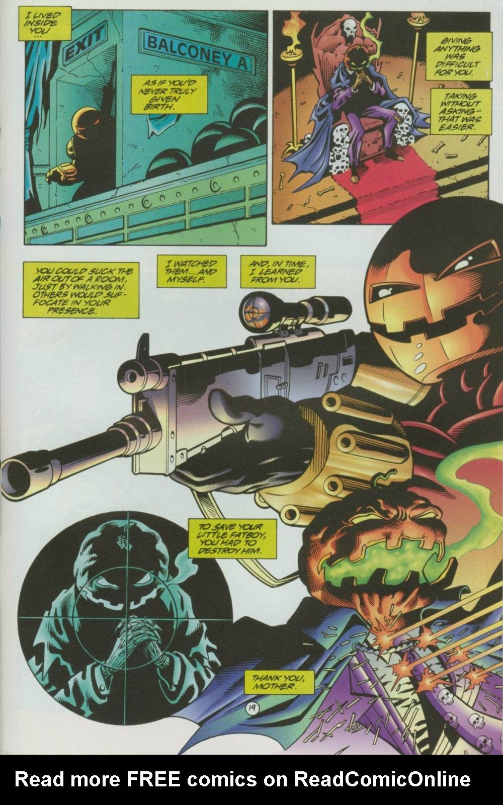 Read online Sludge comic -  Issue #8 - 20