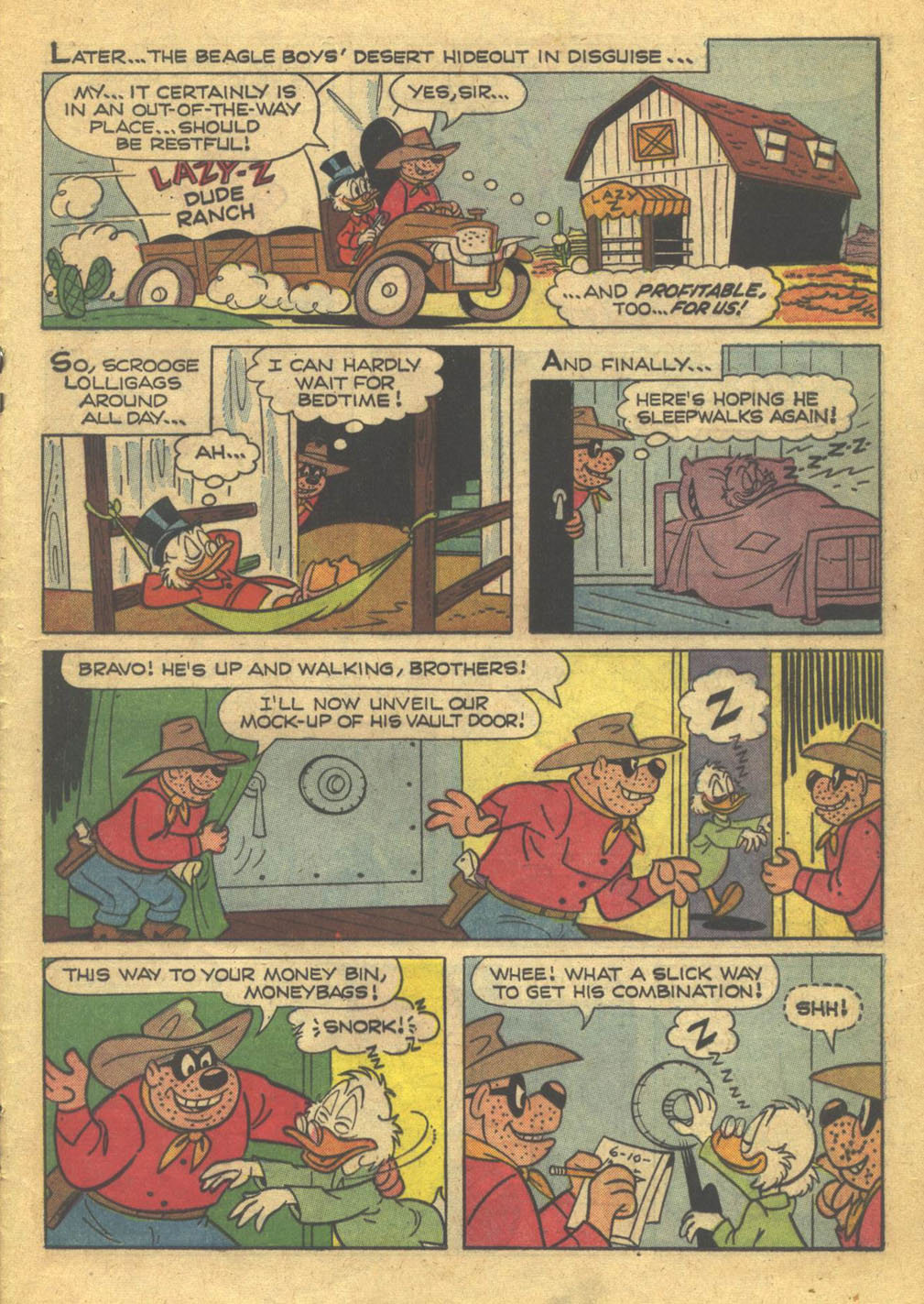 Read online Uncle Scrooge (1953) comic -  Issue #73 - 21