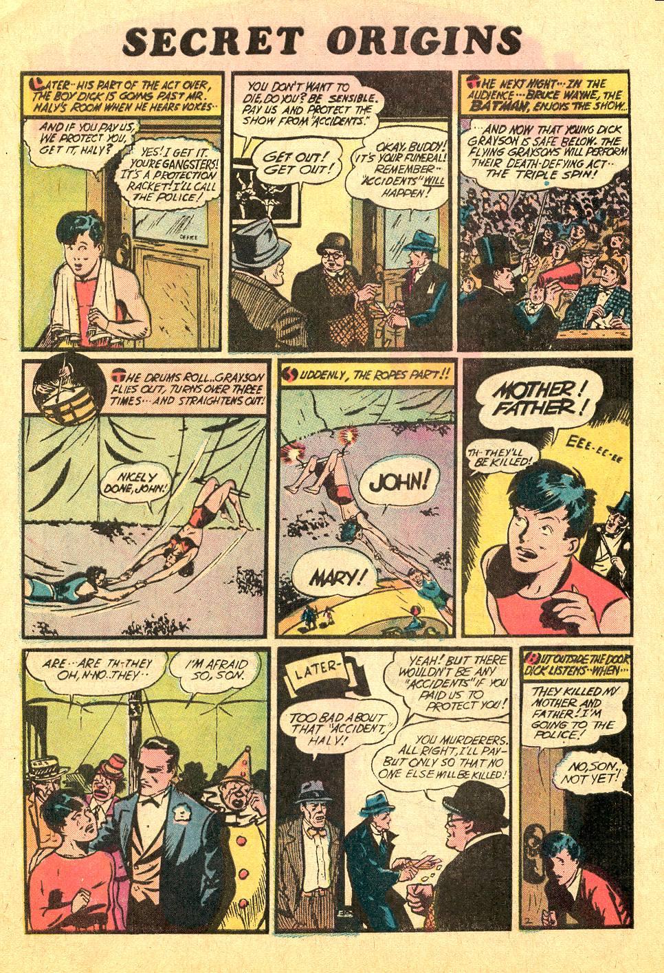 Read online Secret Origins (1973) comic -  Issue #7 - 4