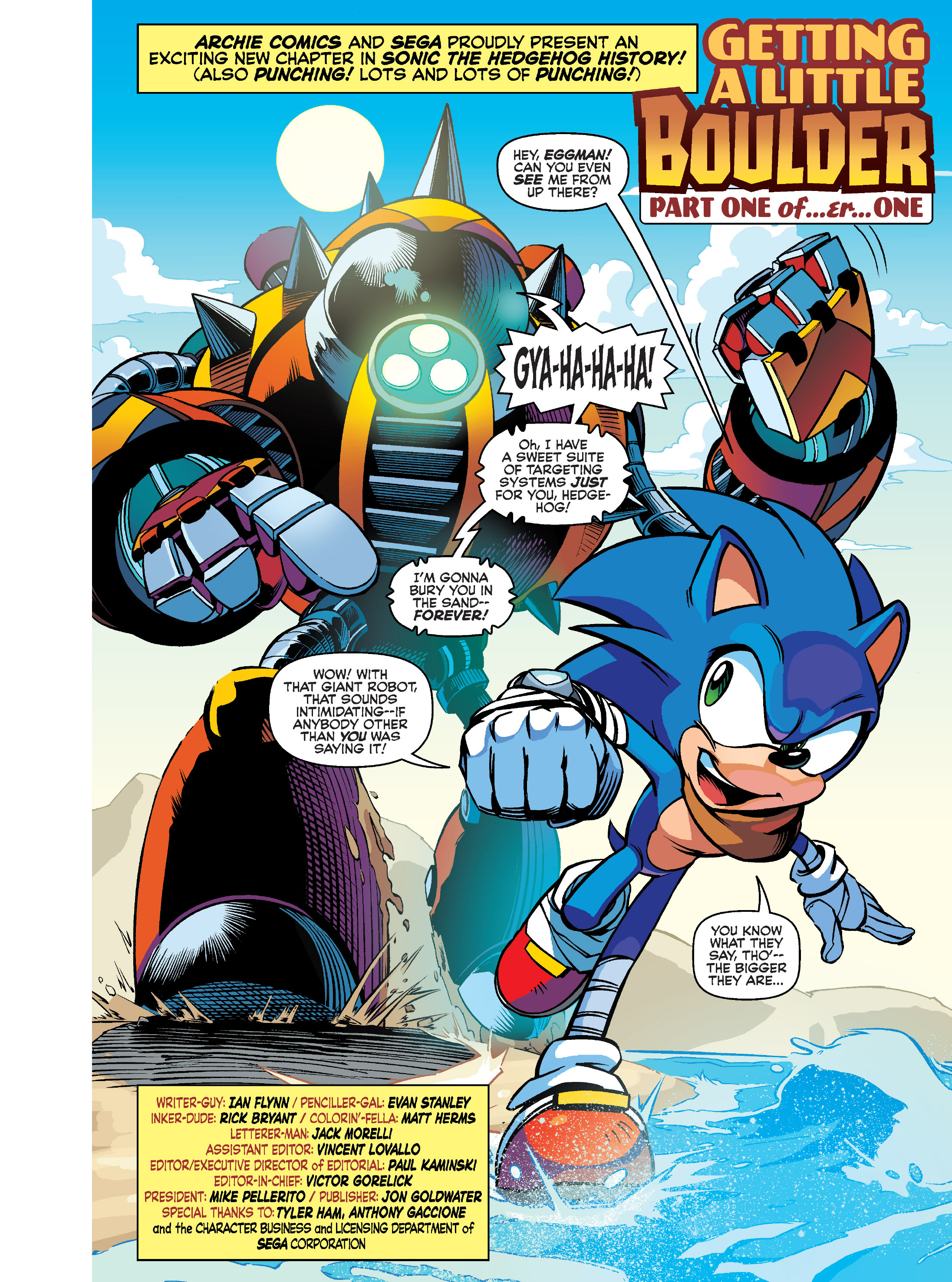 Read online Sonic Super Digest comic -  Issue #10 - 2