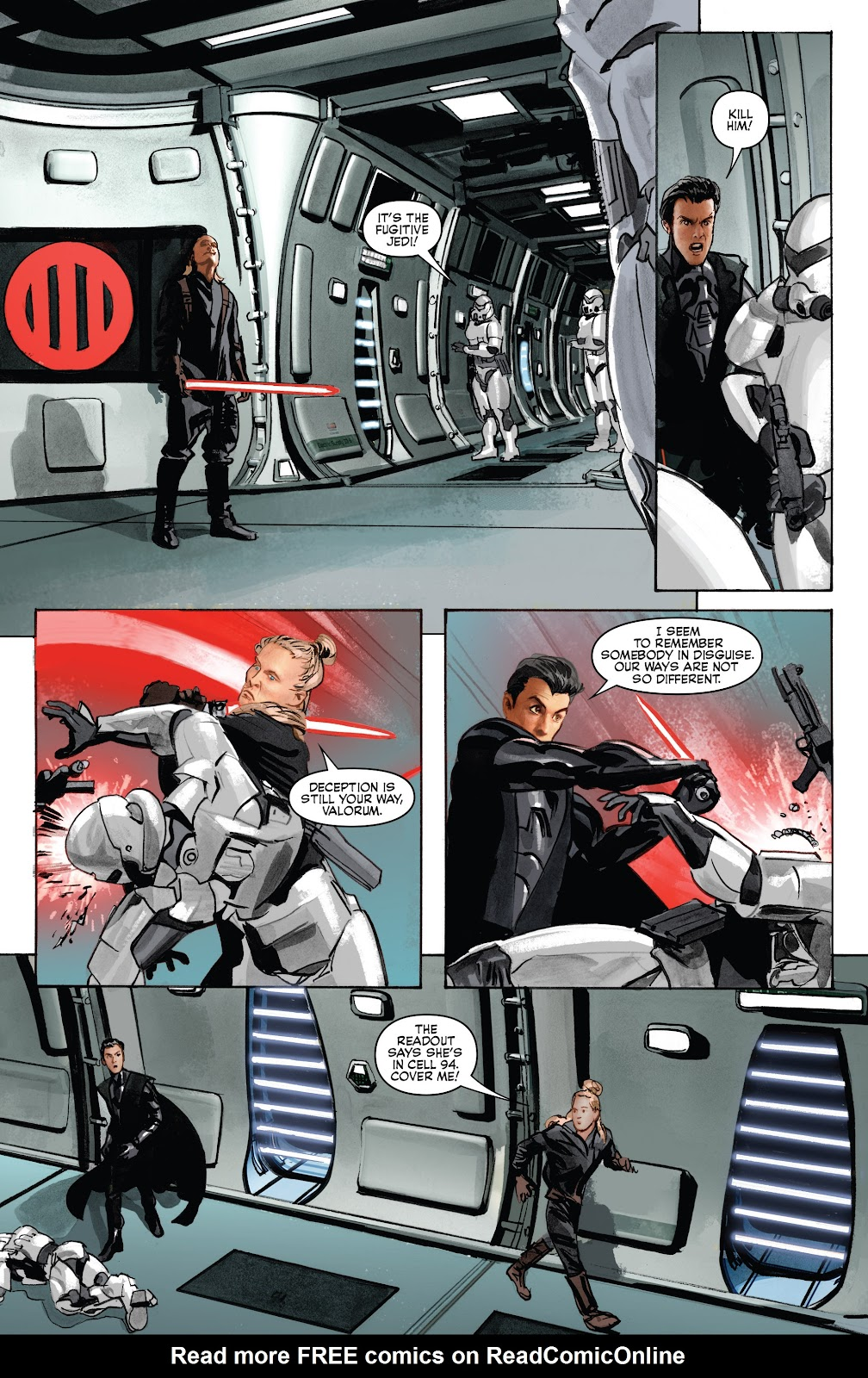Read online Star Wars Legends: Infinities - Epic Collection comic -  Issue # TPB (Part 5) - 77