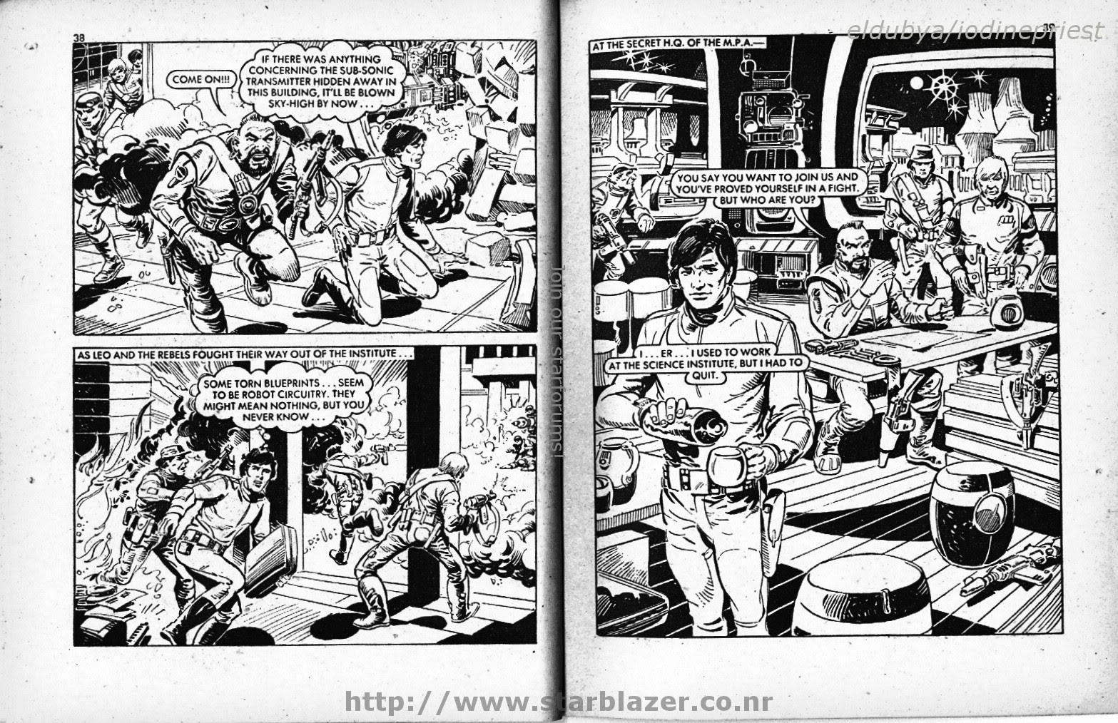 Starblazer issue 73 - Page 21