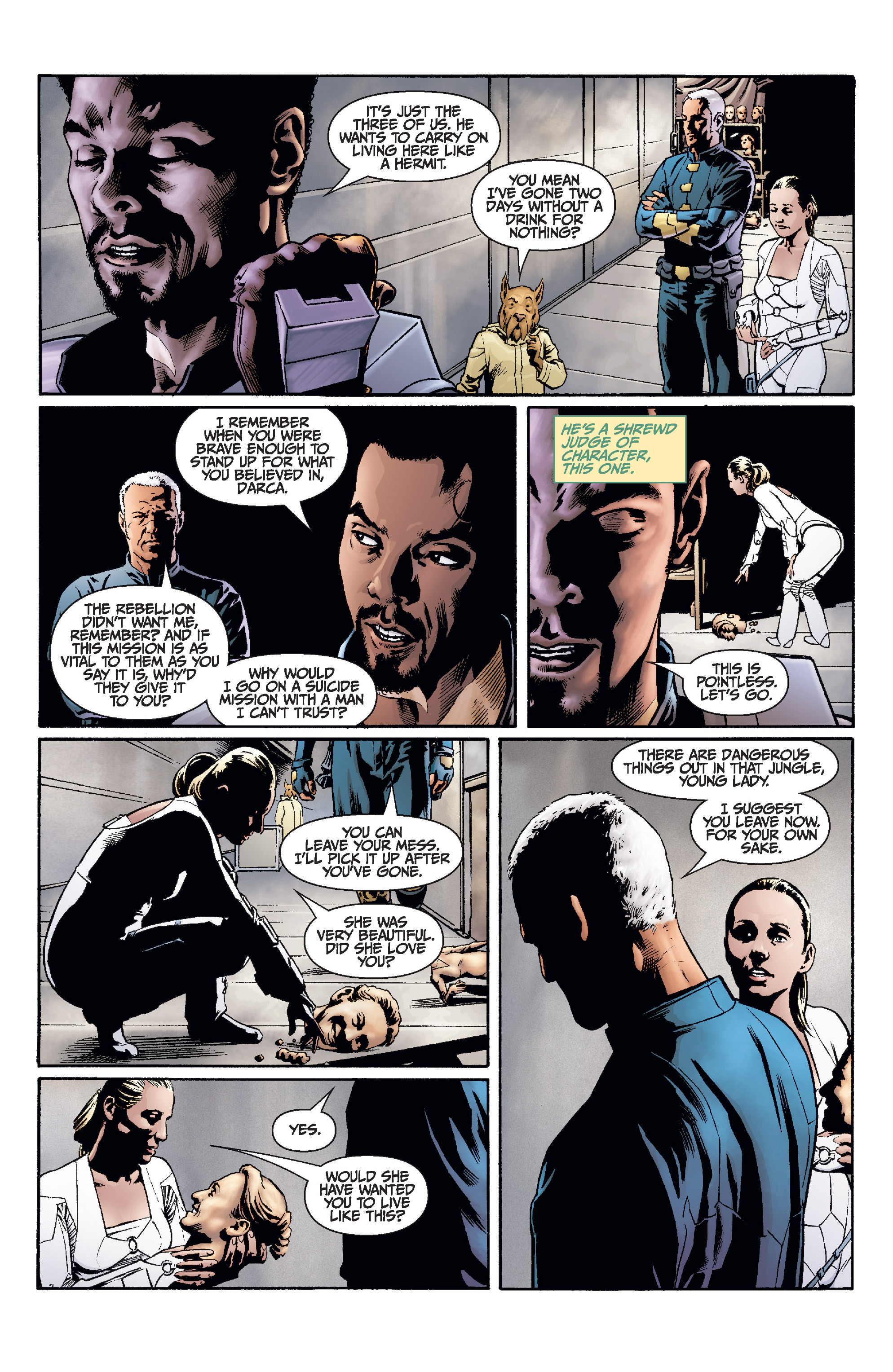 Read online Star Wars Omnibus comic -  Issue # Vol. 20 - 220