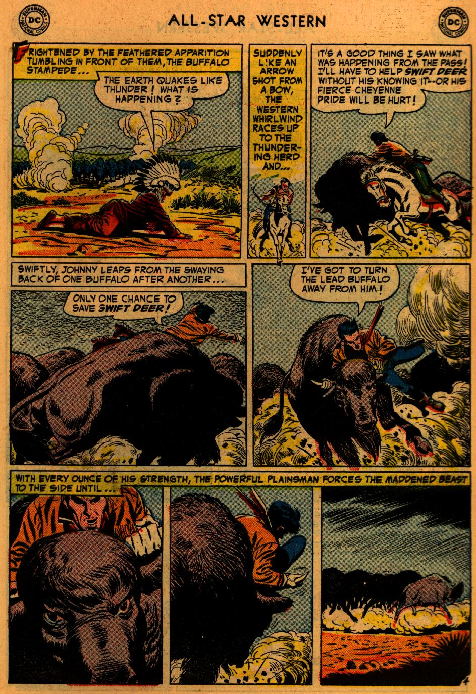 Read online All-Star Western (1951) comic -  Issue #73 - 31