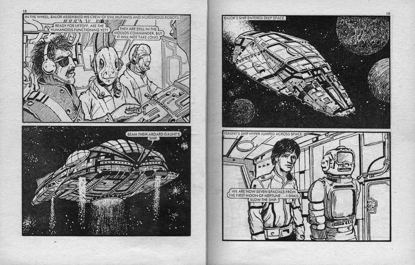 Starblazer issue 28 - Page 10