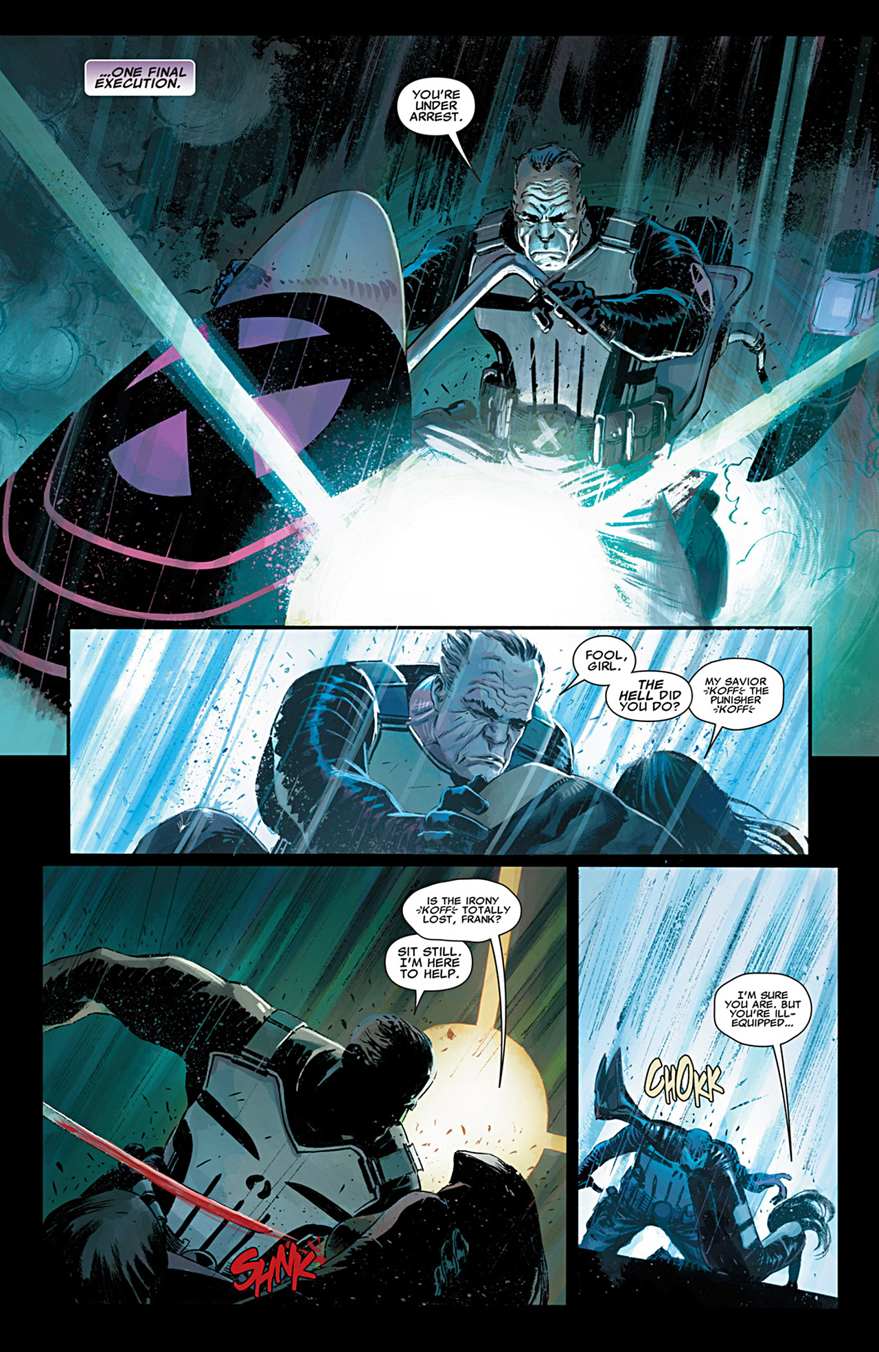 Read online Uncanny X-Force (2010) comic -  Issue #29 - 5
