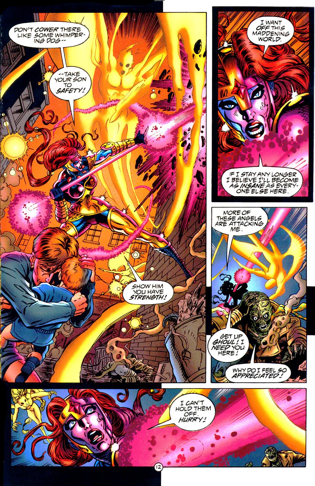 Read online UltraForce (1994) comic -  Issue #9 - 13