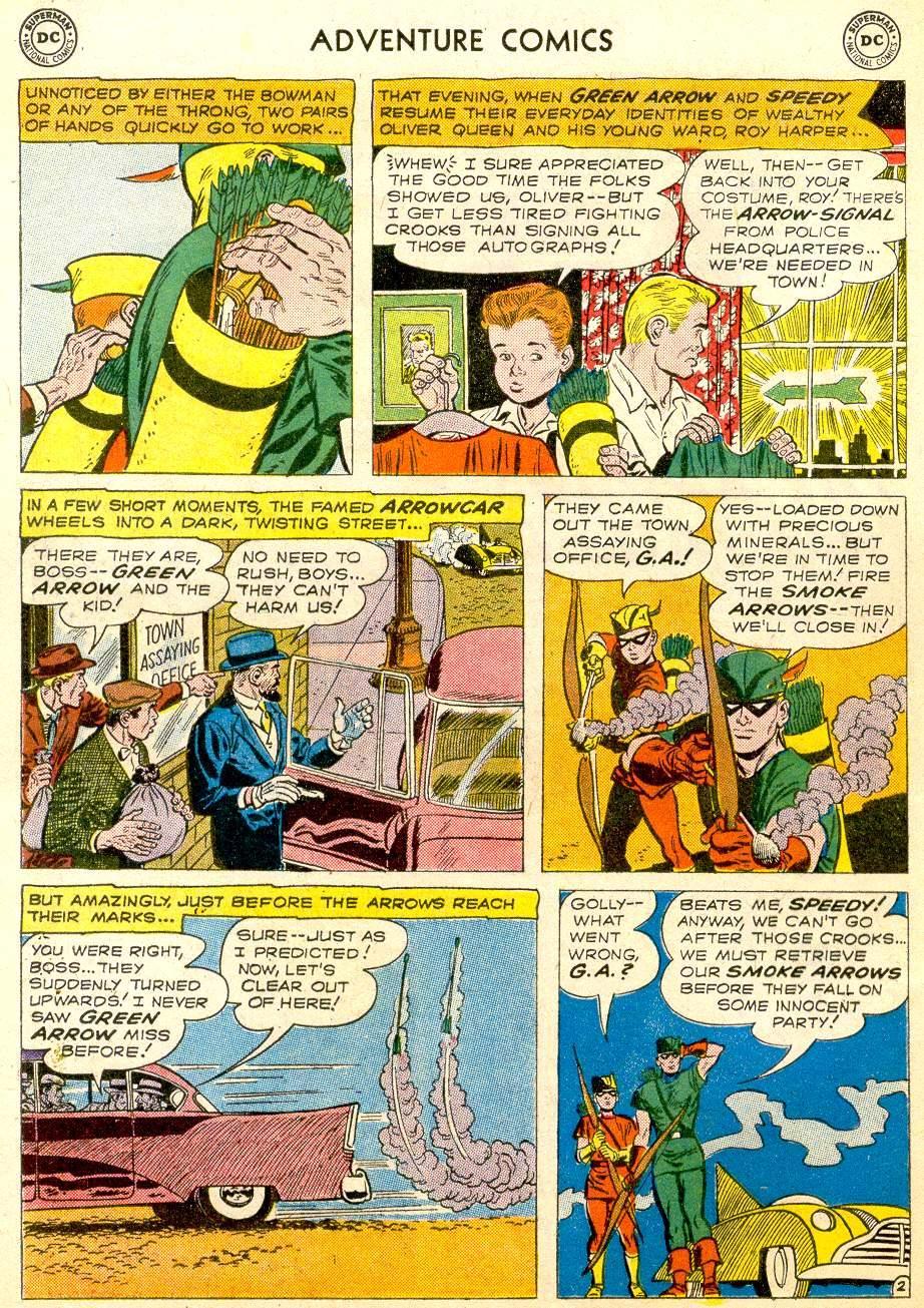 Read online Adventure Comics (1938) comic -  Issue #257 - 20