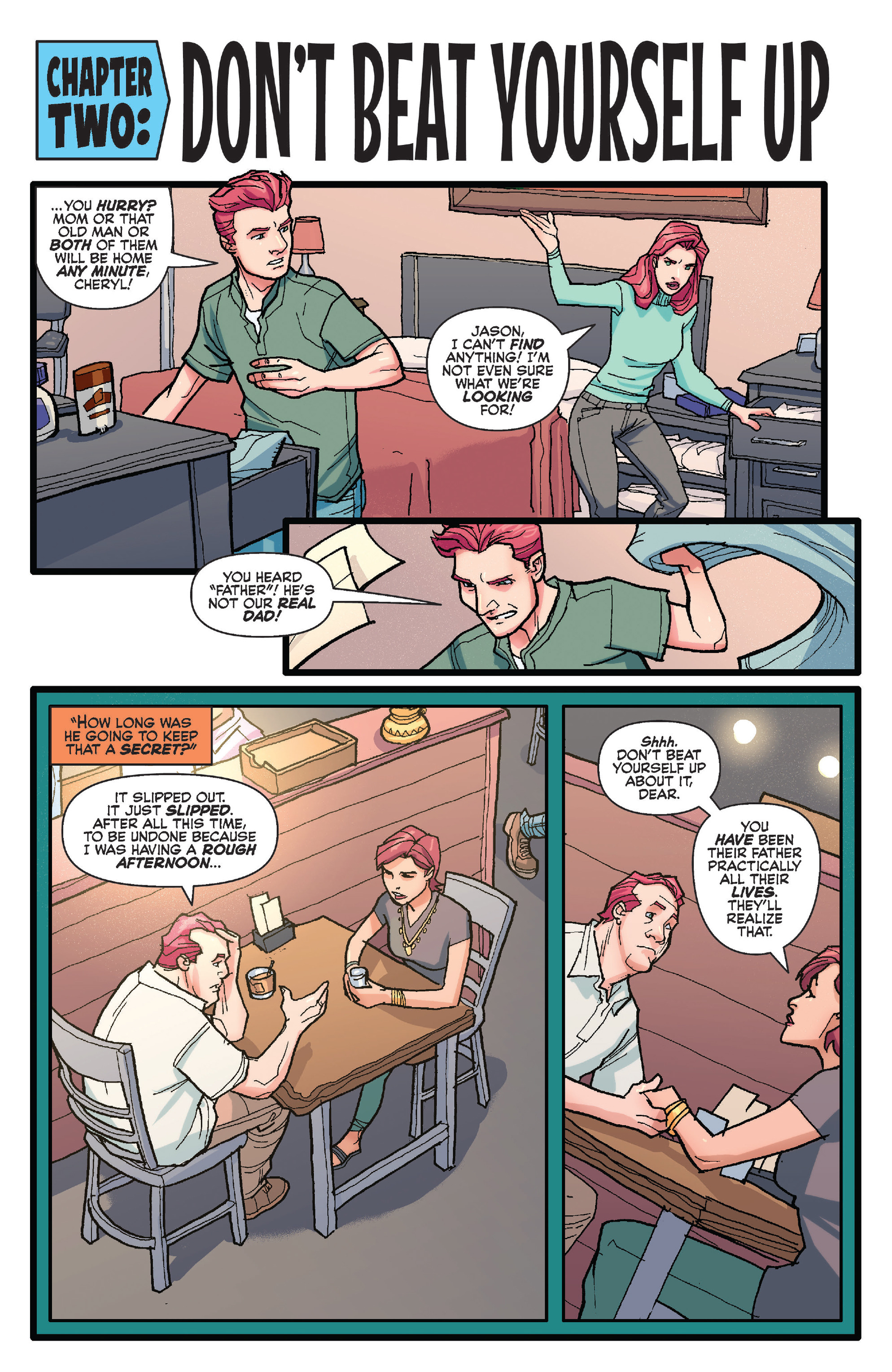 Read online Archie (2015) comic -  Issue #20 - 8