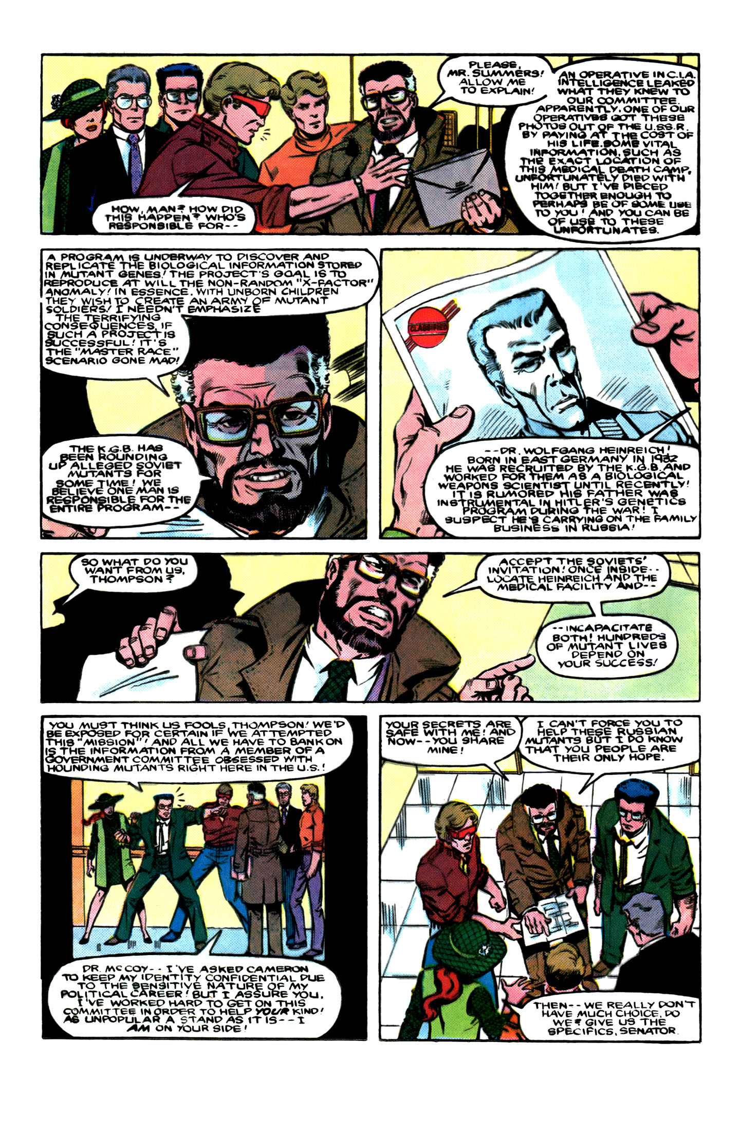 Read online X-Factor (1986) comic -  Issue # _ Annual 1 - 10