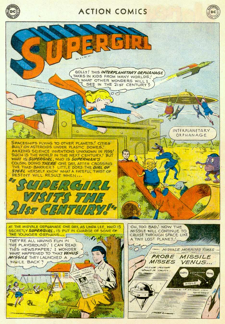 Read online Action Comics (1938) comic -  Issue #255 - 26