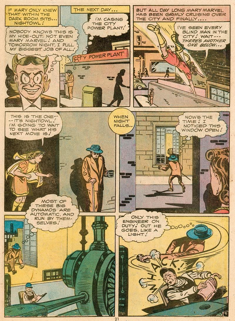 Read online Shazam! (1973) comic -  Issue #12 - 19