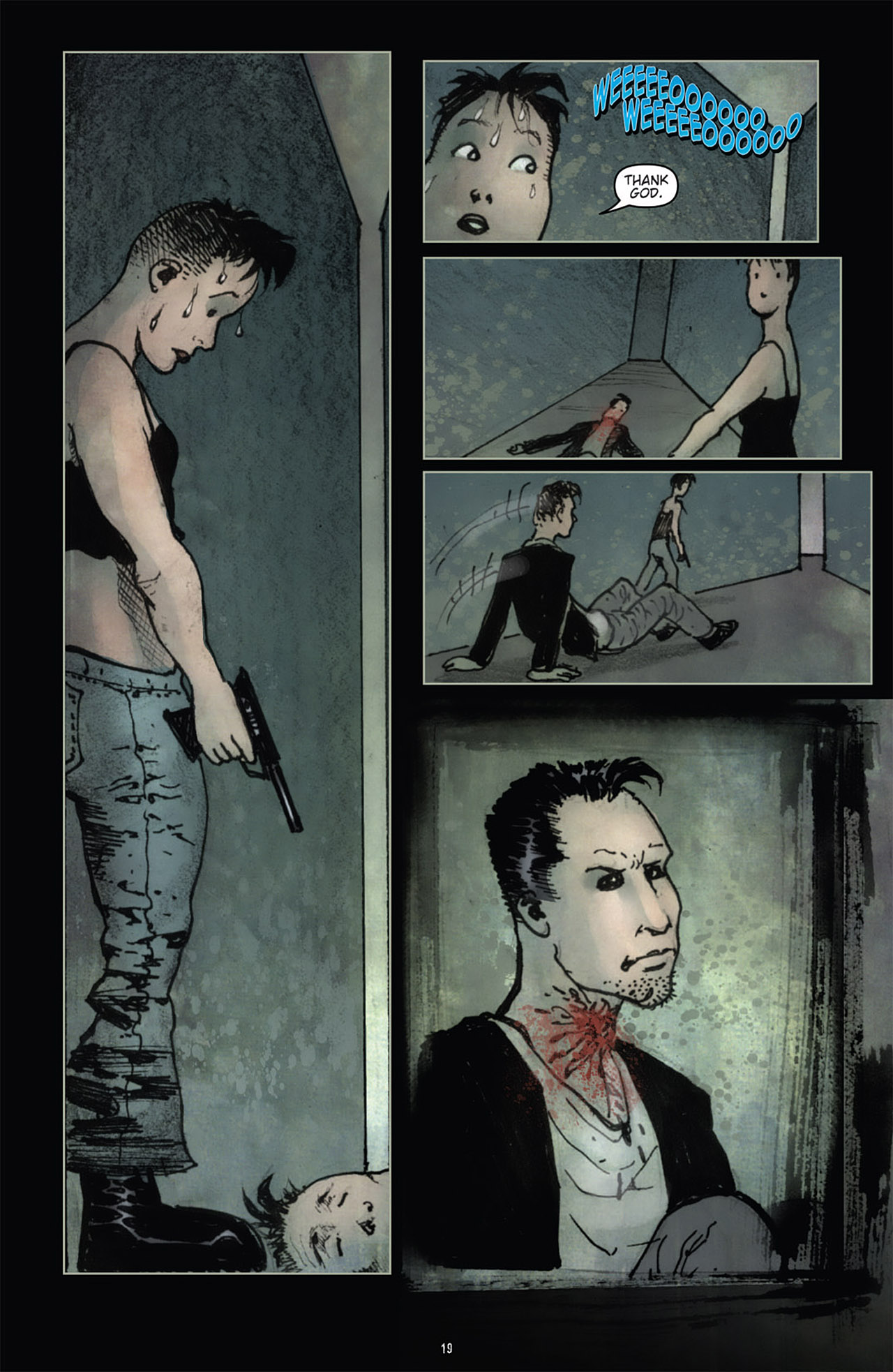 Read online 30 Days of Night (2011) comic -  Issue #2 - 23