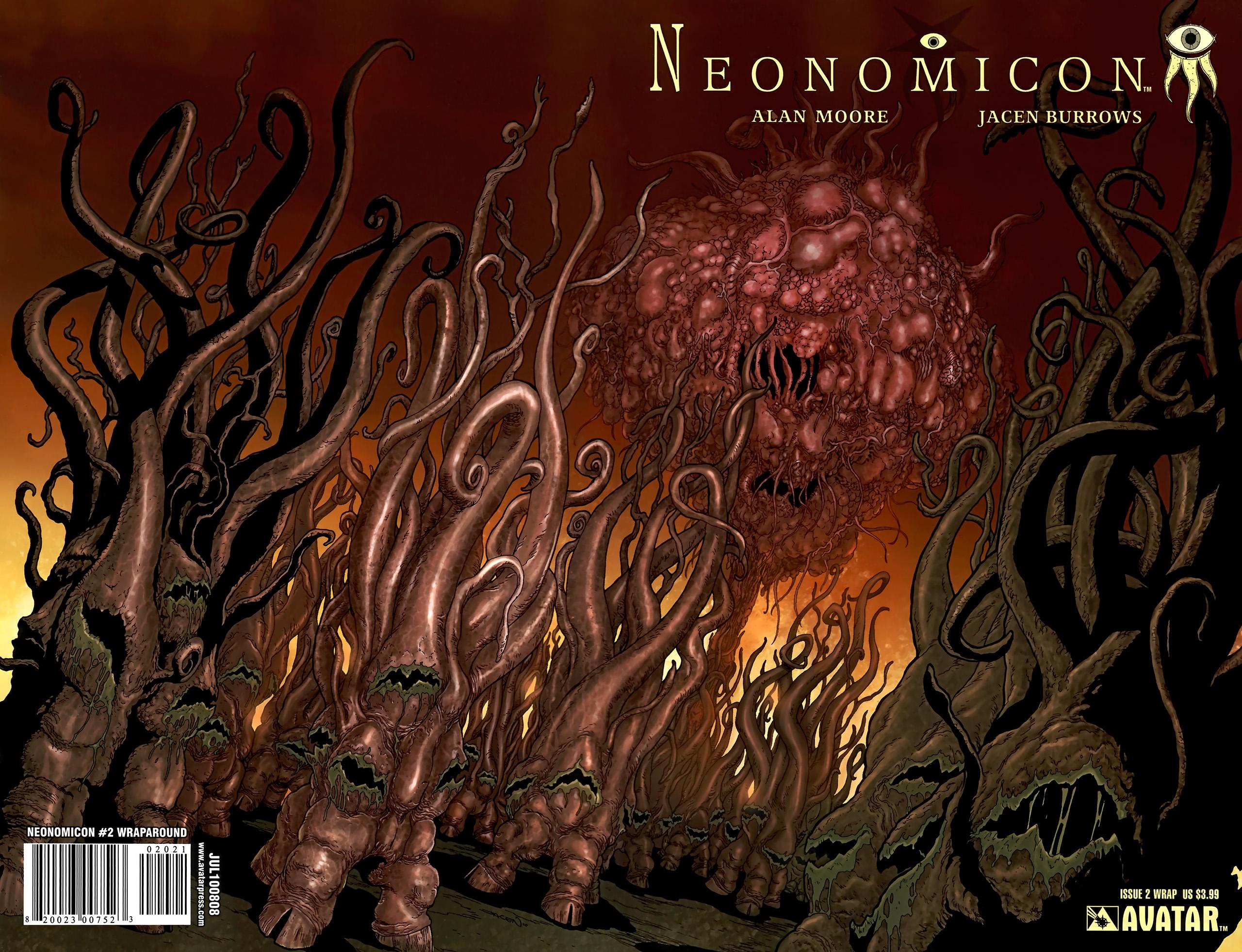 Read online Alan Moore's Neonomicon comic -  Issue #2 - 1