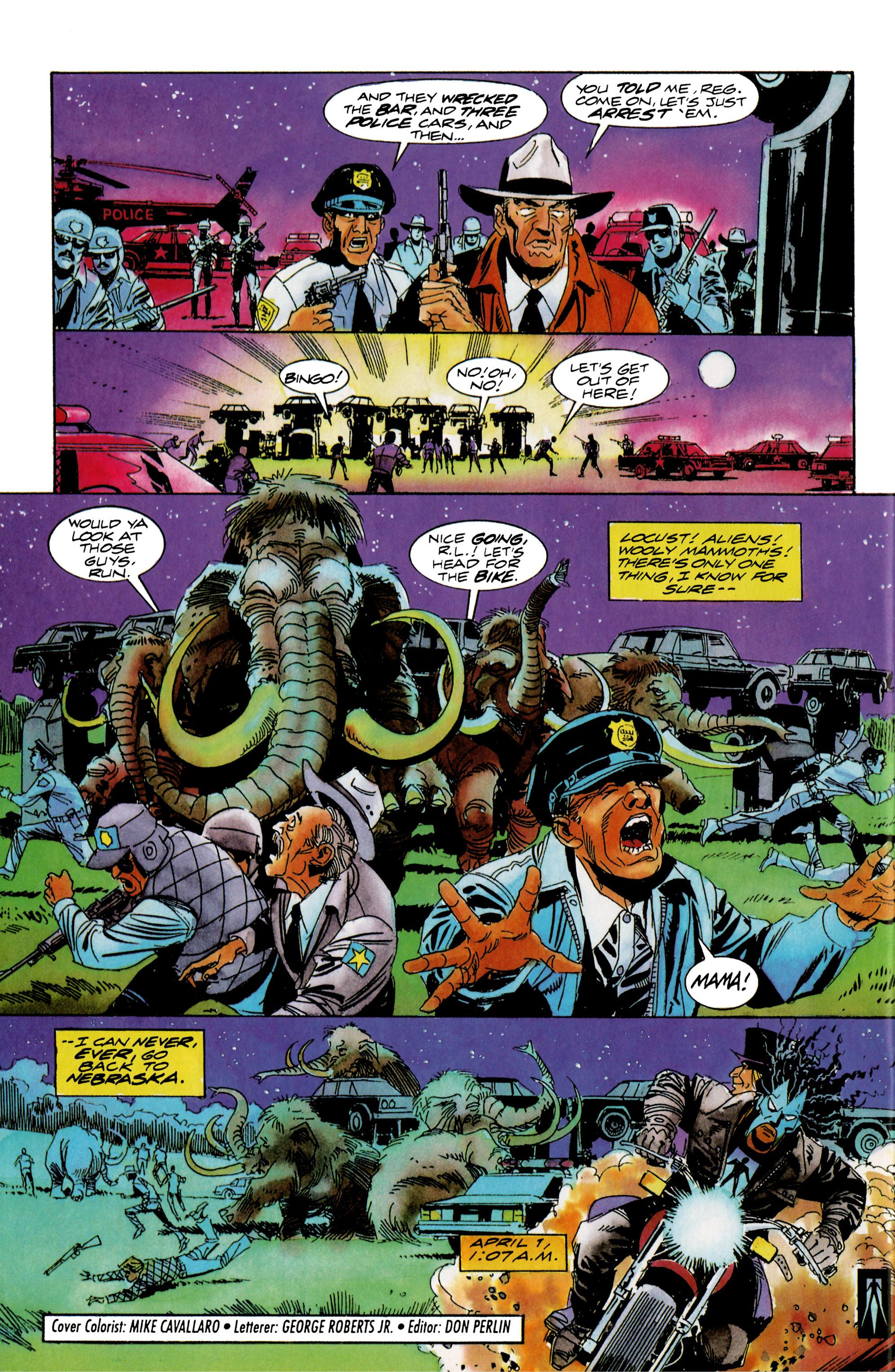 Read online Shadowman (1992) comic -  Issue #15 - 22
