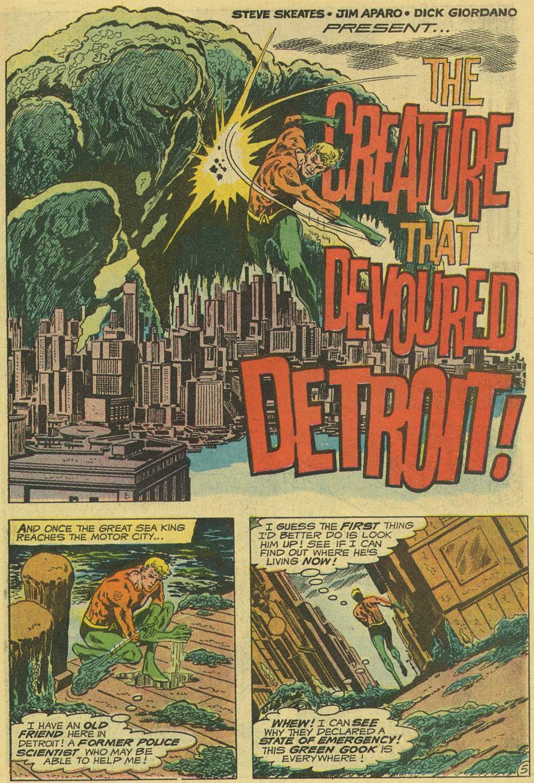 Read online Aquaman (1962) comic -  Issue #56 - 7