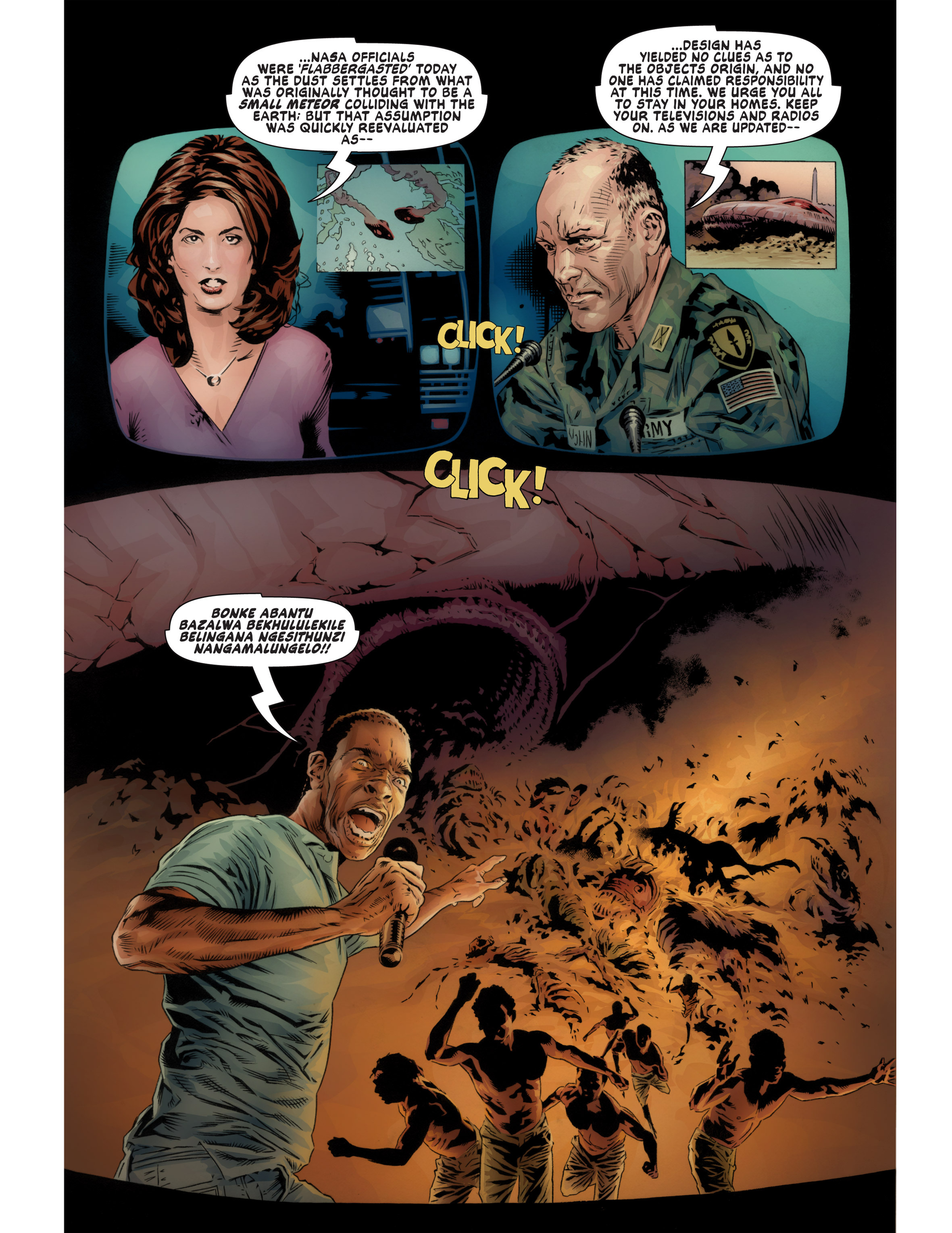 Read online Bad Planet comic -  Issue # TPB - 27