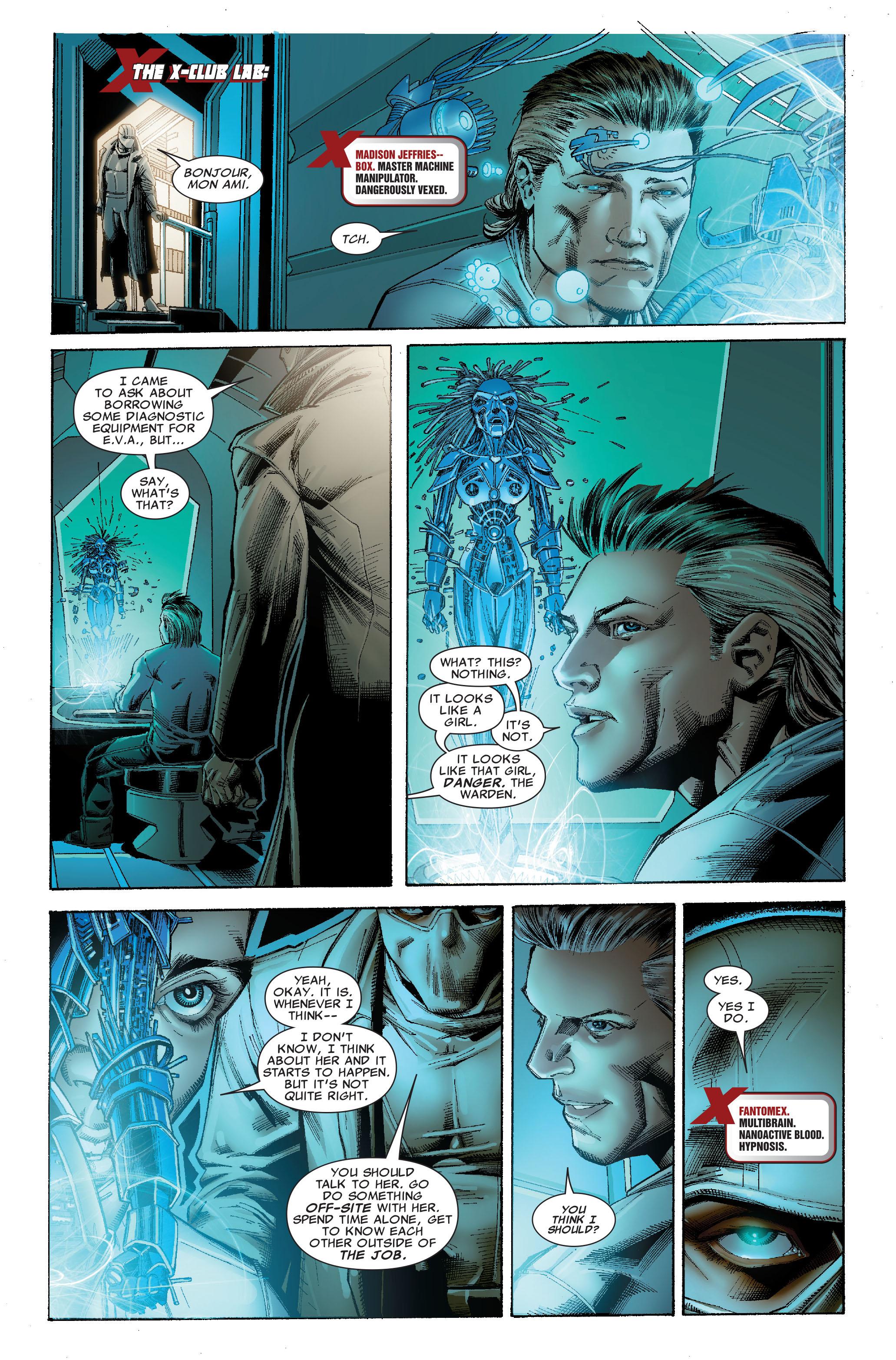 Read online Uncanny X-Men (1963) comic -  Issue #529 - 10