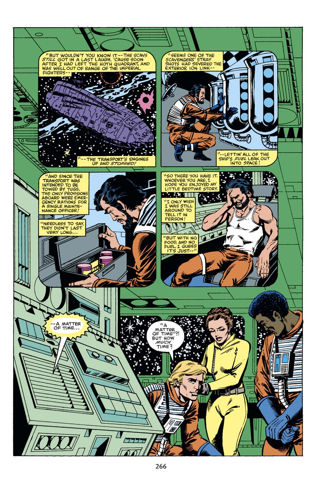 Read online Star Wars Omnibus comic -  Issue # Vol. 18 - 251