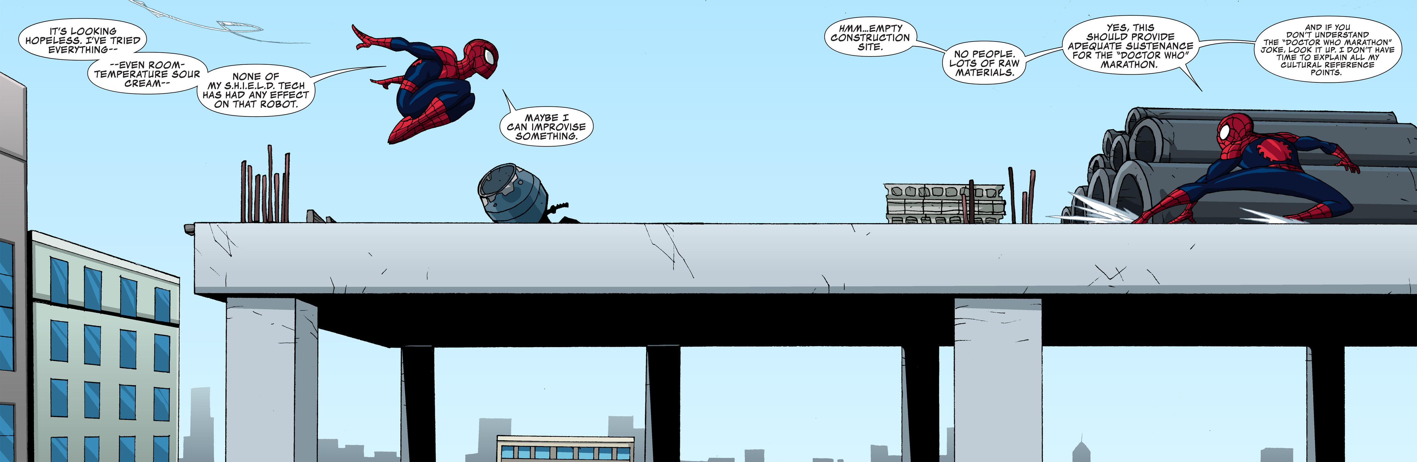 Read online Ultimate Spider-Man (Infinite Comics) (2015) comic -  Issue #3 - 35