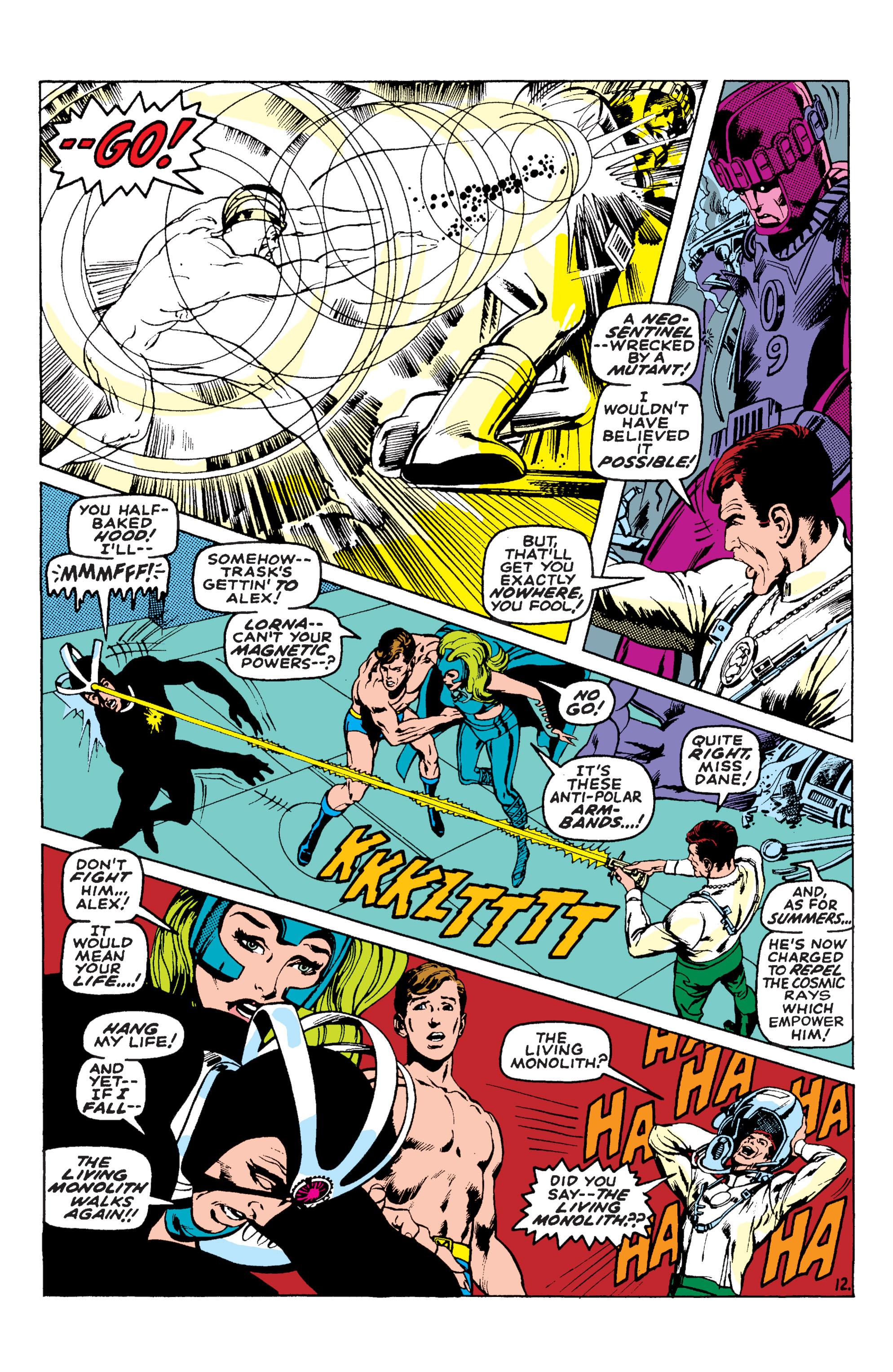 Uncanny X-Men (1963) 58 Page 11