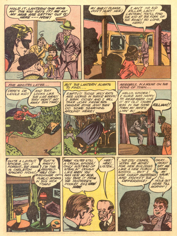 Green Lantern (1941) issue 8 - Page 10