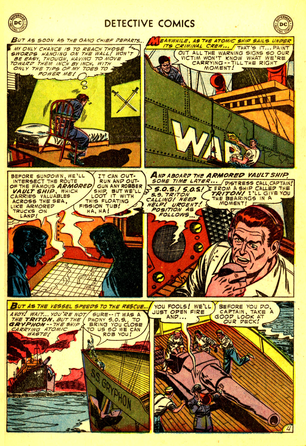 Read online Detective Comics (1937) comic -  Issue #211 - 28