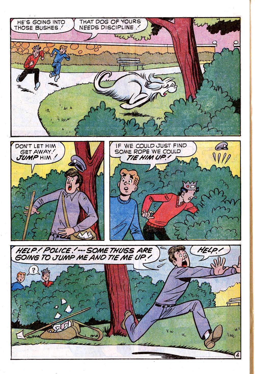 Read online Archie (1960) comic -  Issue #231 - 16