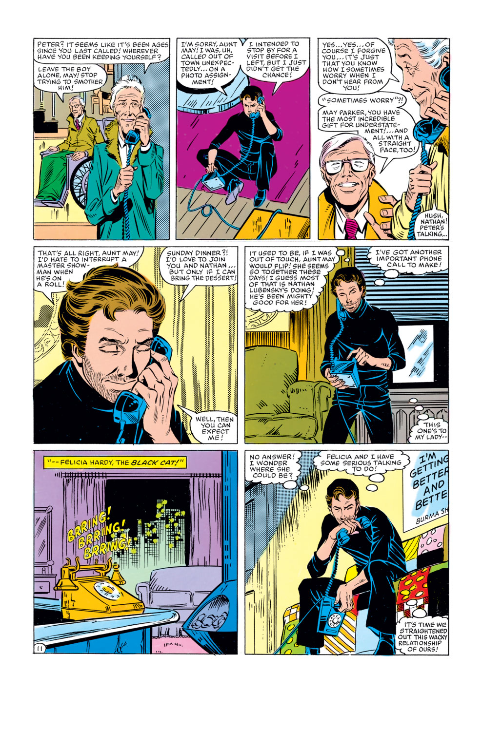 The Amazing Spider-Man (1963) 252 Page 11