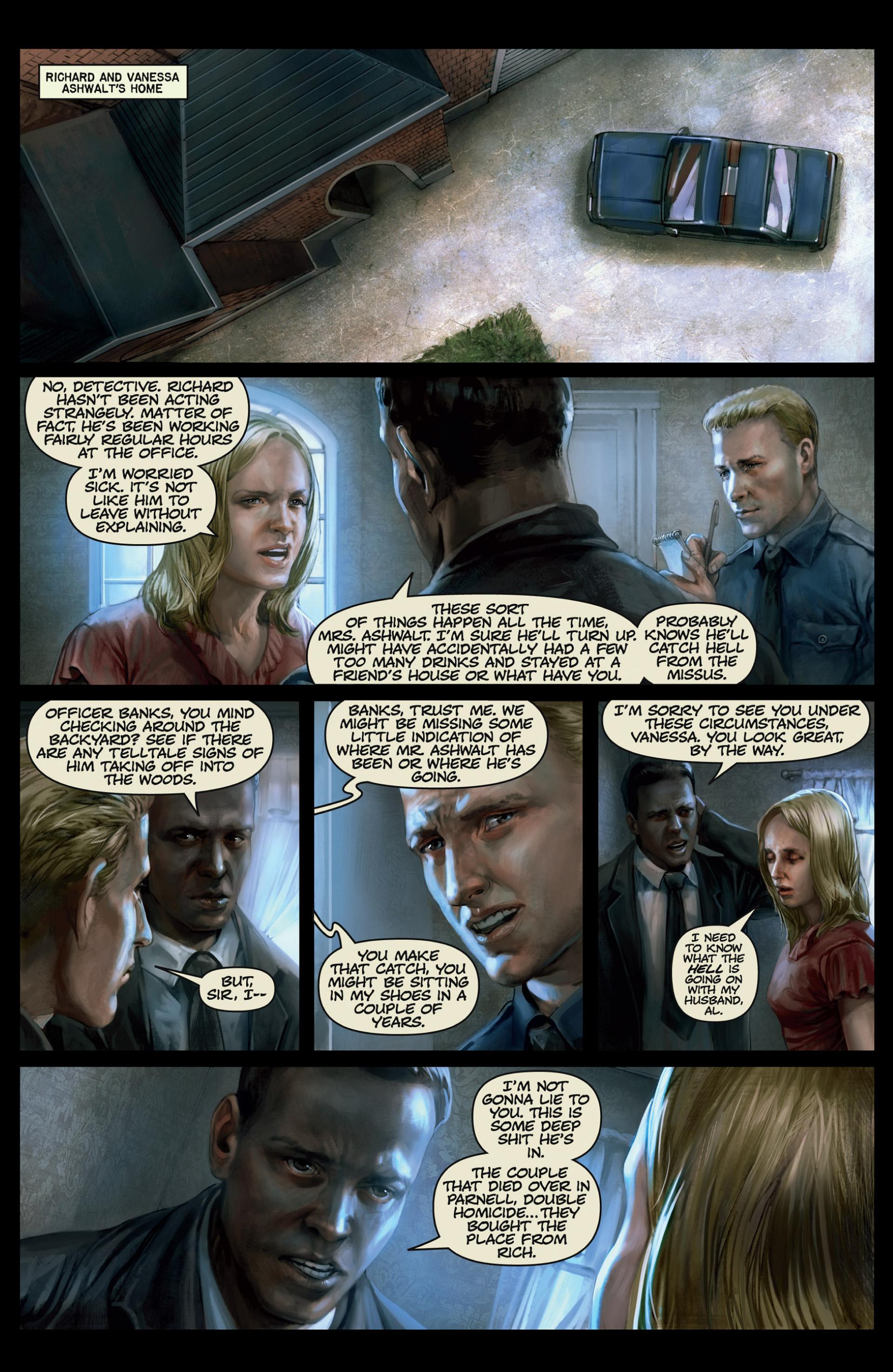 Read online Abattoir comic -  Issue #3 - 3