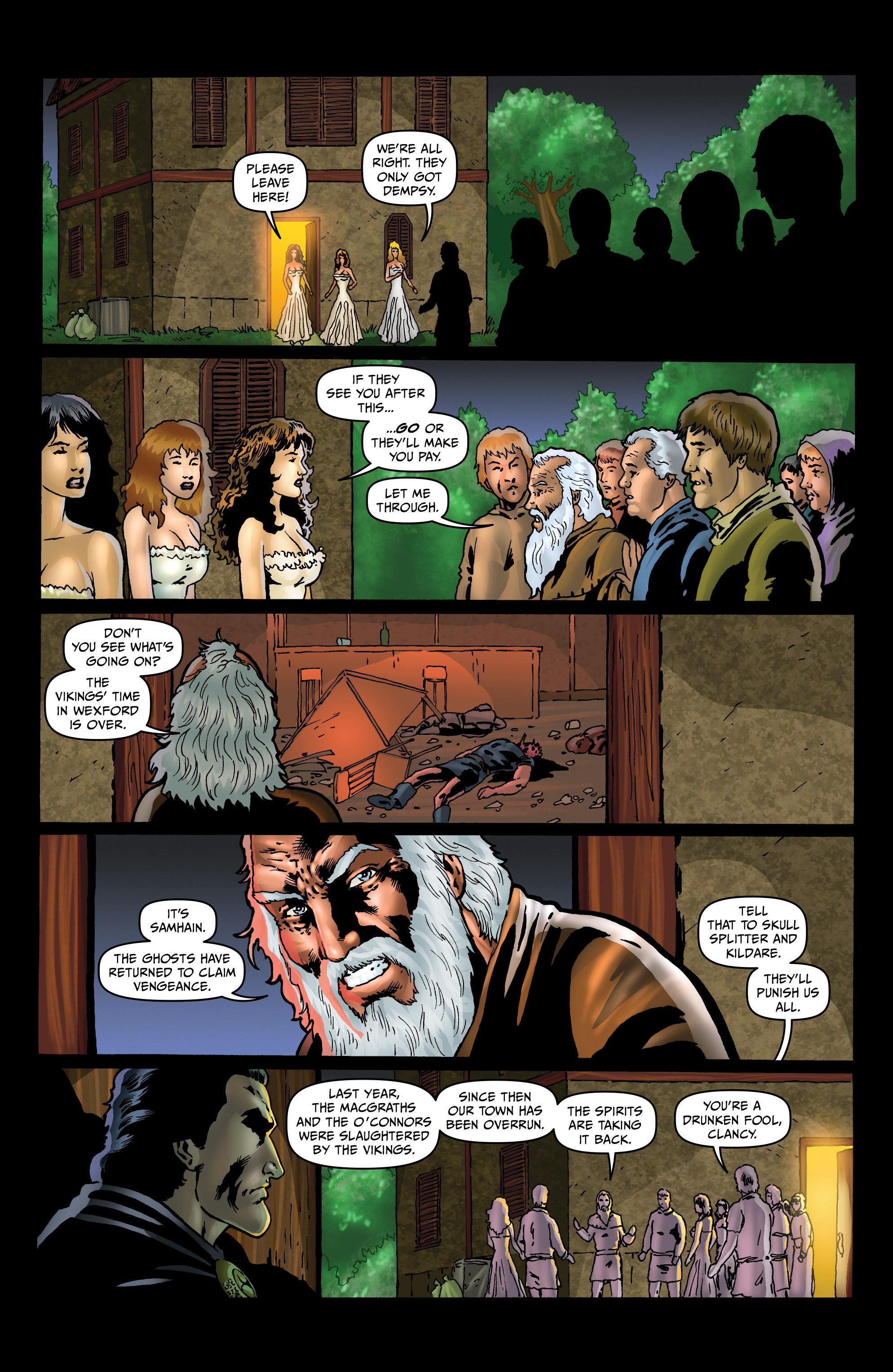 Read online Belladonna: Origins comic -  Issue #4 - 13