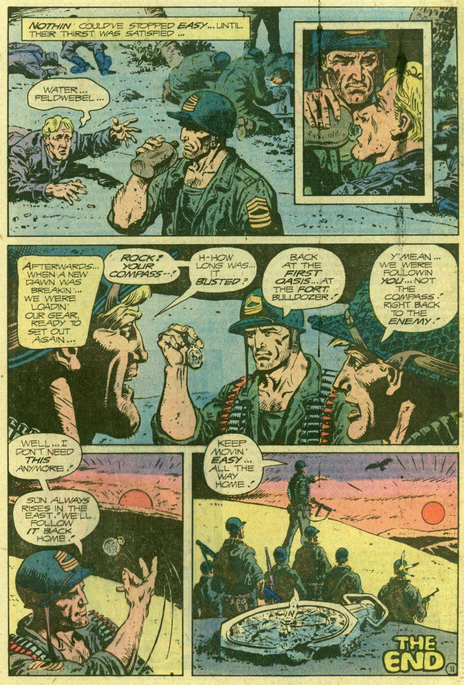 Read online Sgt. Rock comic -  Issue #335 - 22