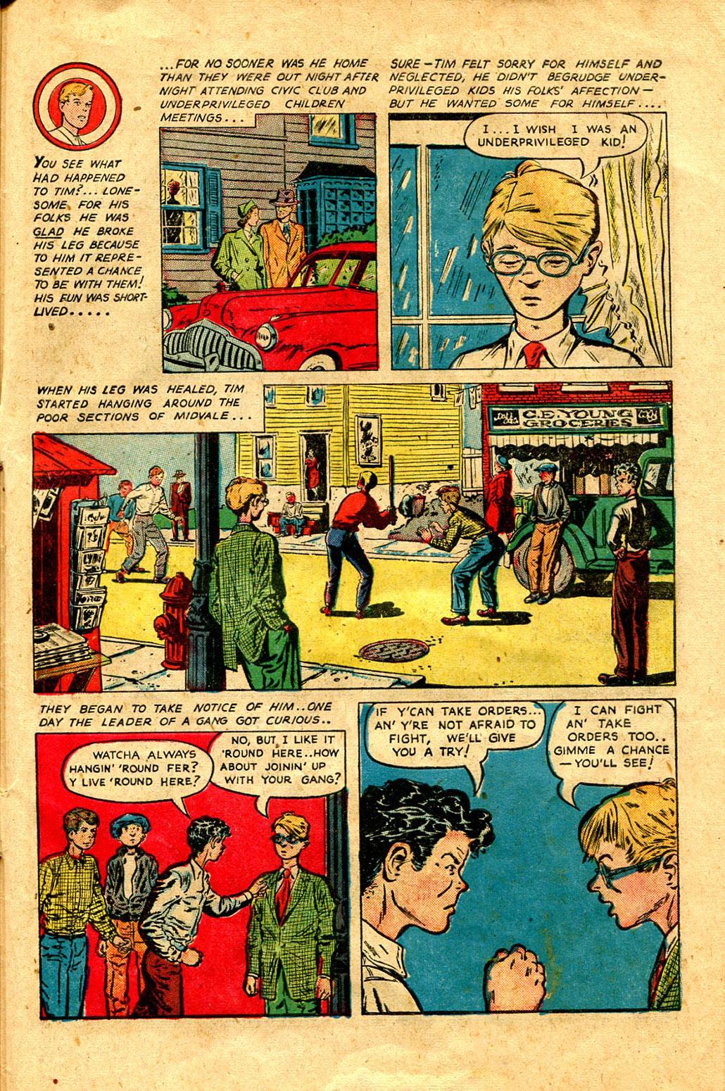 Read online Shadow Comics comic -  Issue #100 - 43