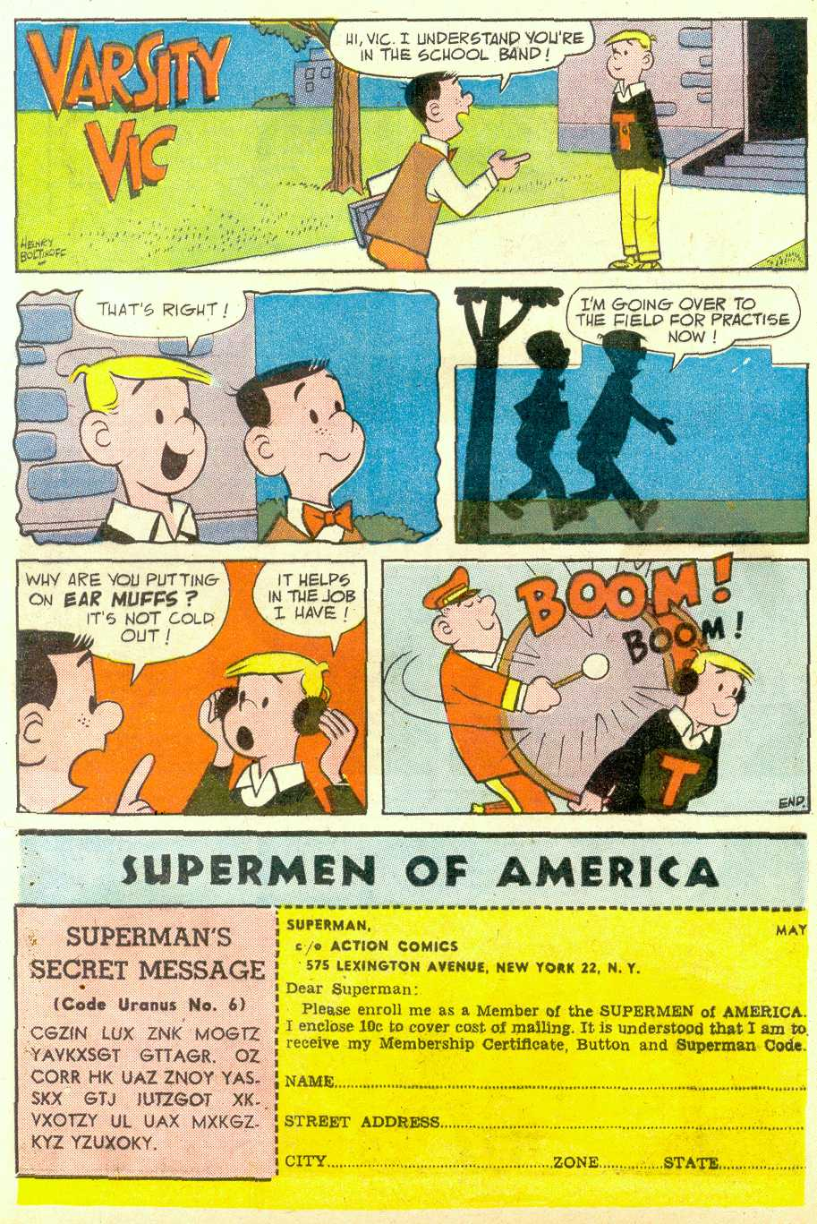 Read online Action Comics (1938) comic -  Issue #264 - 32