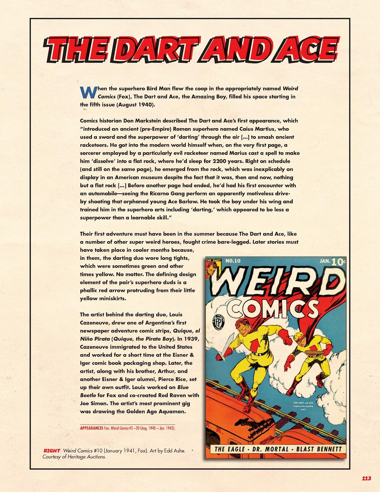 Read online Super Weird Heroes comic -  Issue # TPB 1 (Part 2) - 13