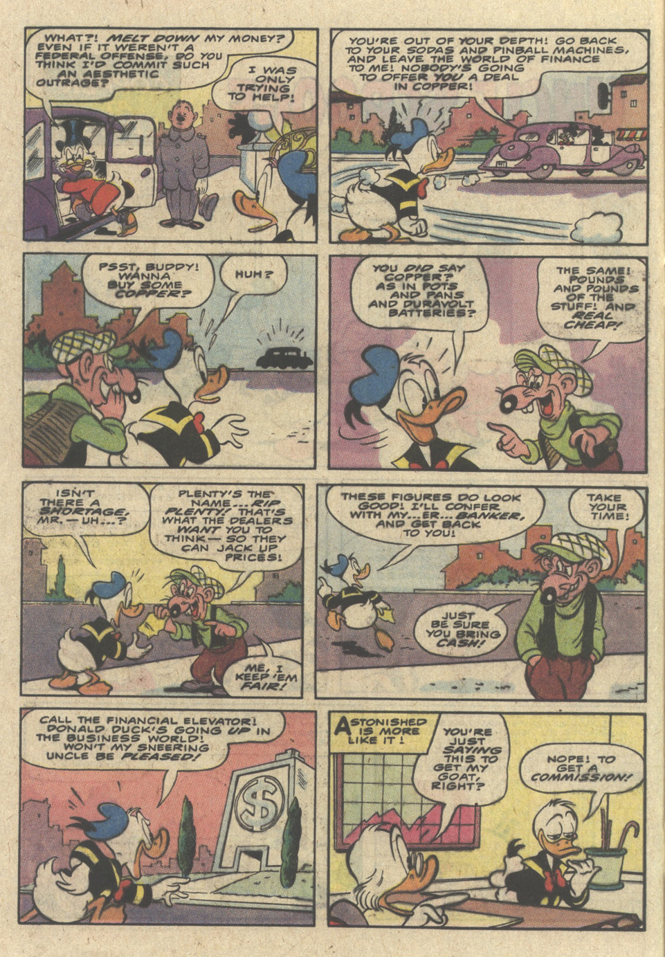 Read online Uncle Scrooge (1953) comic -  Issue #236 - 16